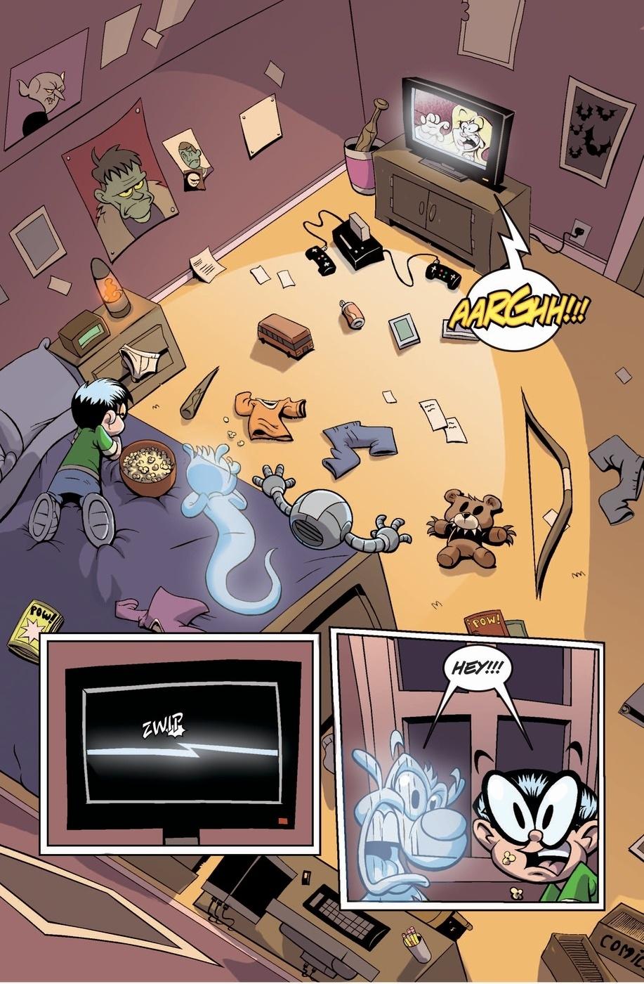 Read online Ralph Filmore comic -  Issue # Full - 61