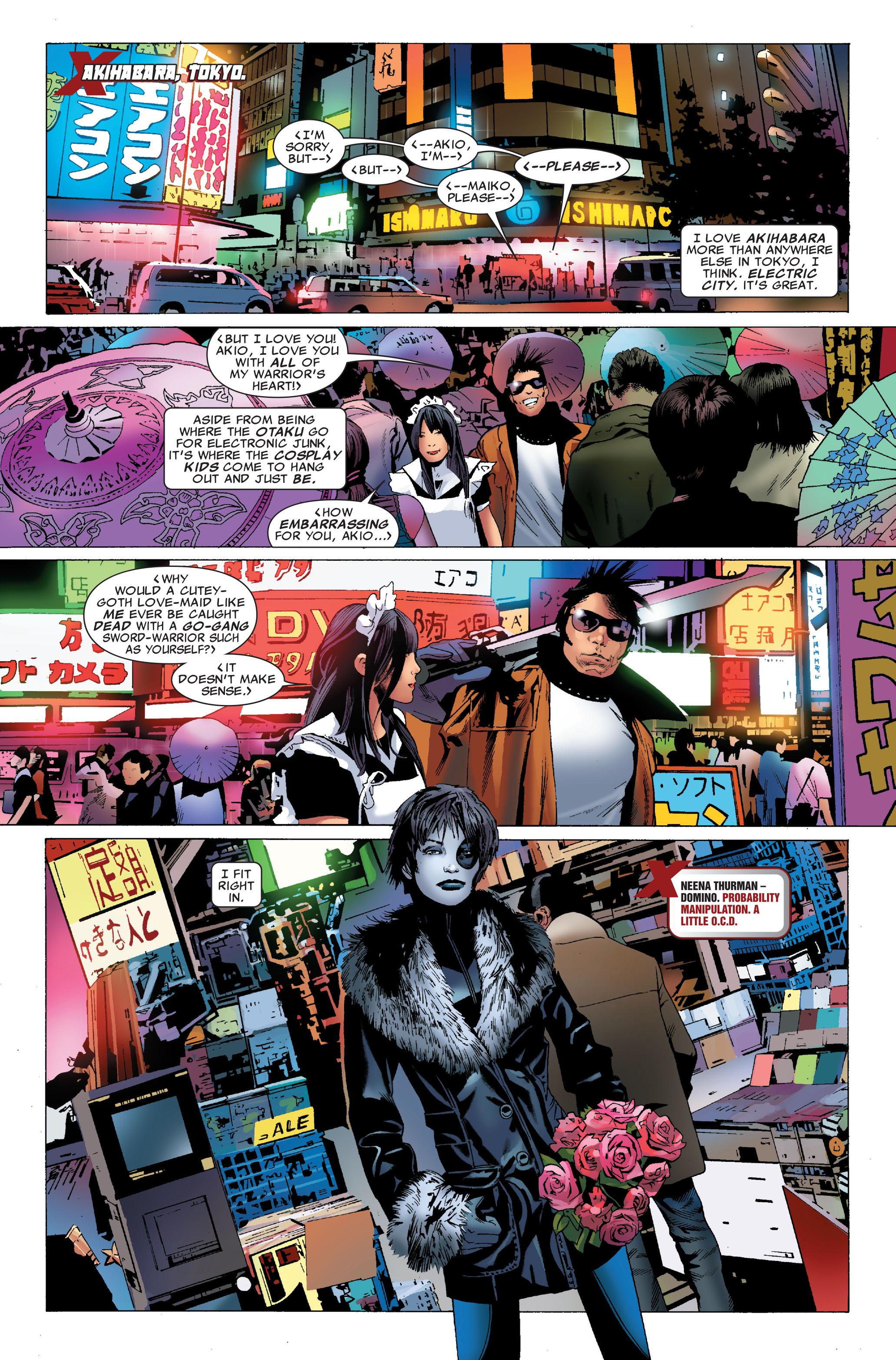 Read online Uncanny X-Men (1963) comic -  Issue #508 - 4