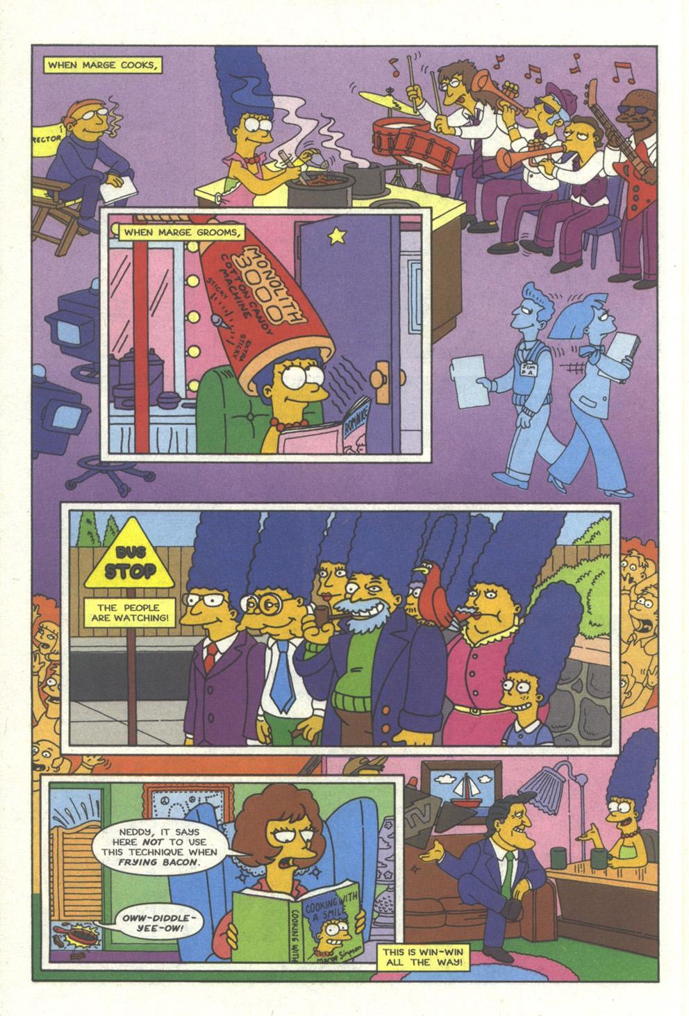 Read online Simpsons Comics comic -  Issue #25 - 15