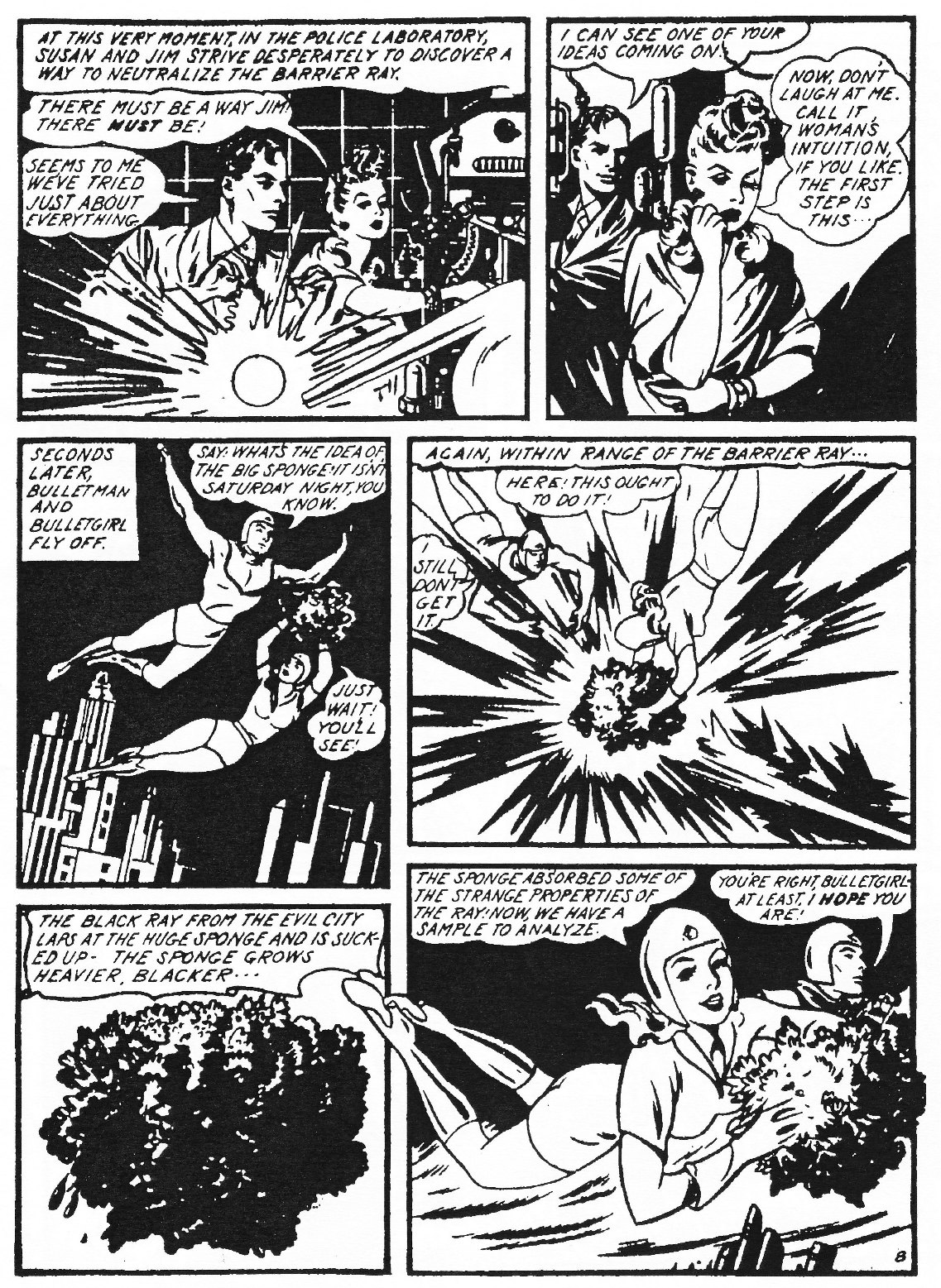 Read online Men of Mystery Comics comic -  Issue #77 - 33