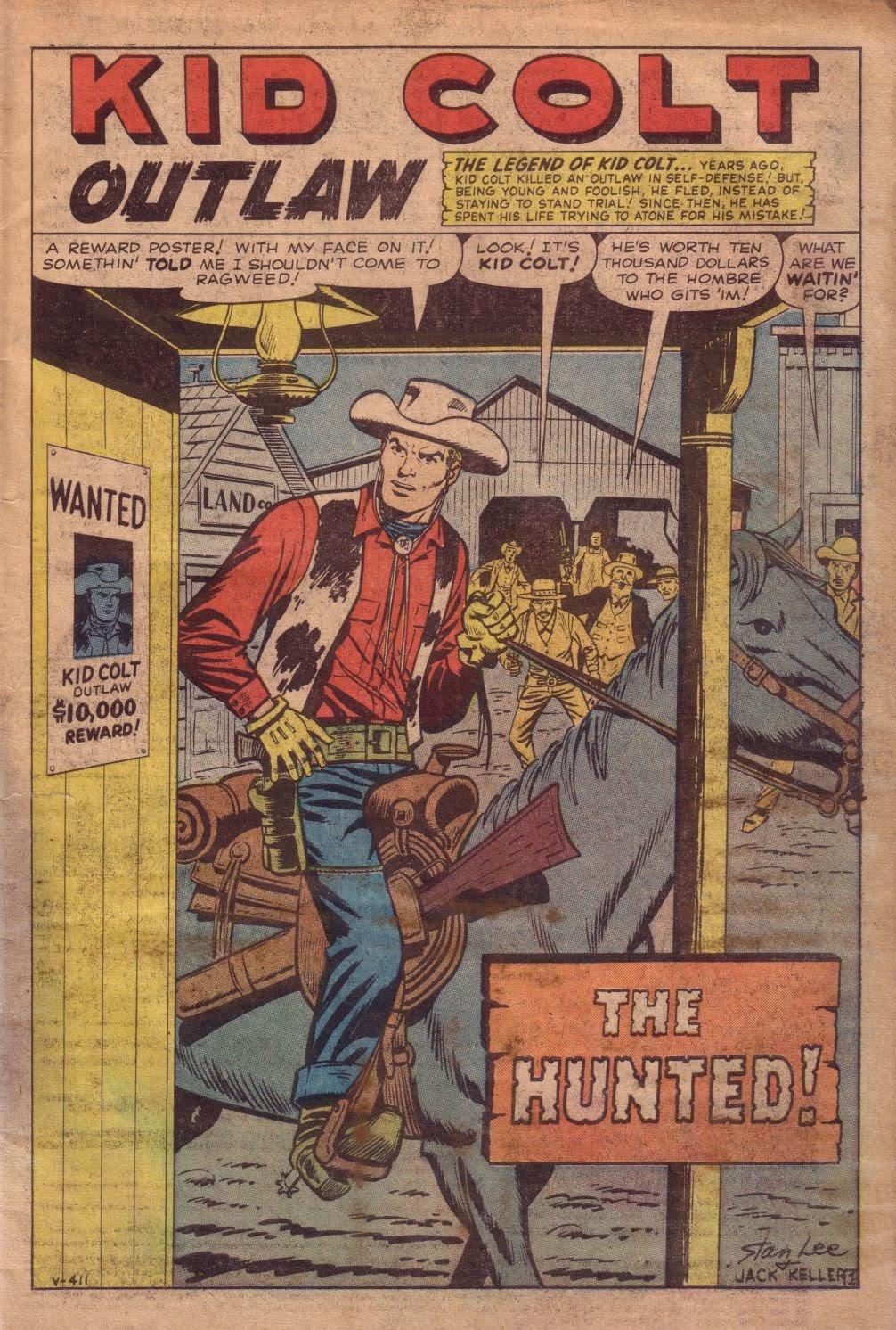 Gunsmoke Western issue 67 - Page 3