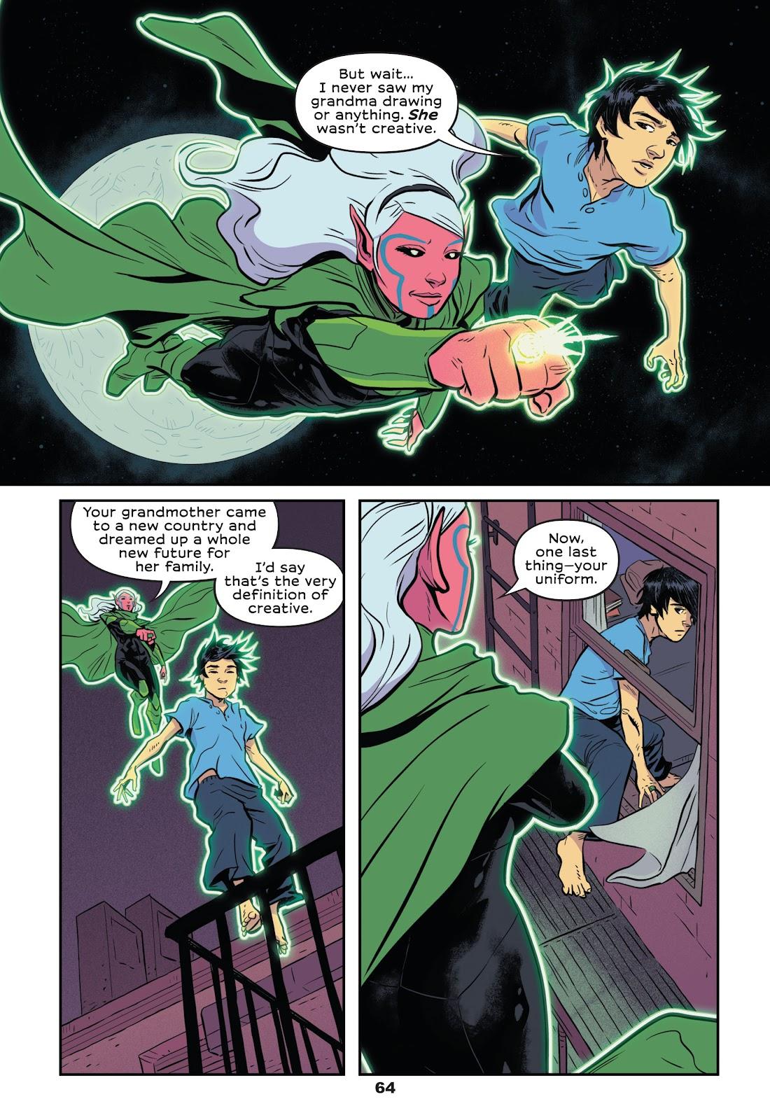 Read online Green Lantern: Legacy comic -  Issue # TPB - 62