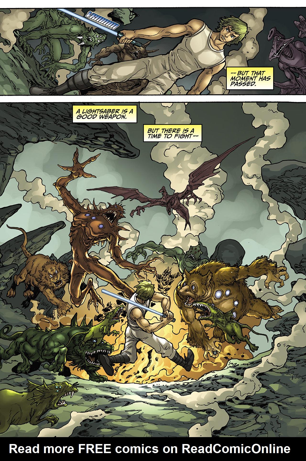 Read online Star Wars Omnibus comic -  Issue # Vol. 33 - 214
