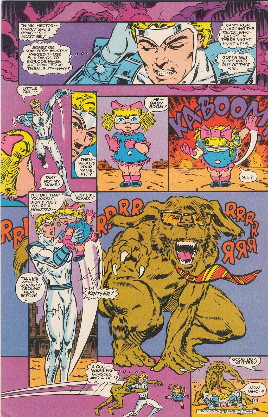 Infinity Inc. (1984) issue 17 - Page 27