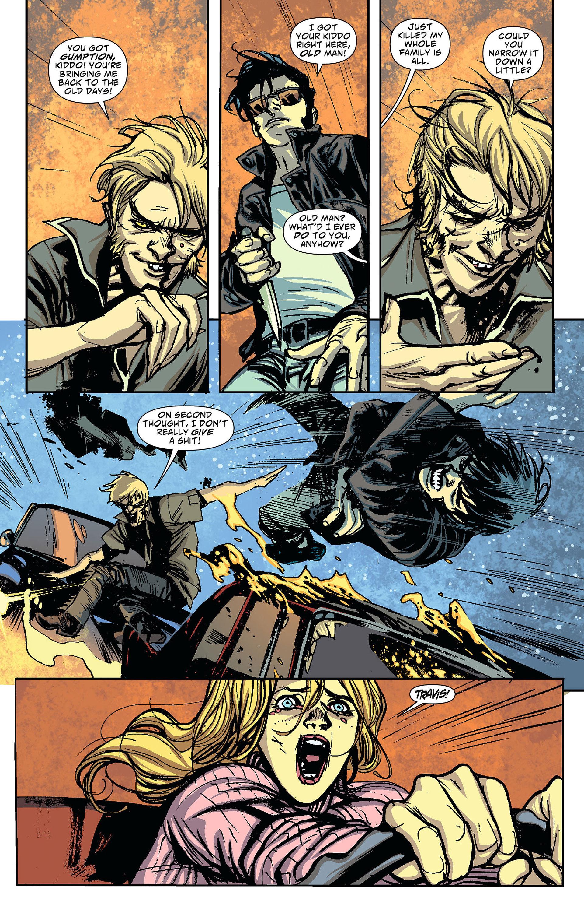 Read online American Vampire comic -  Issue #24 - 4