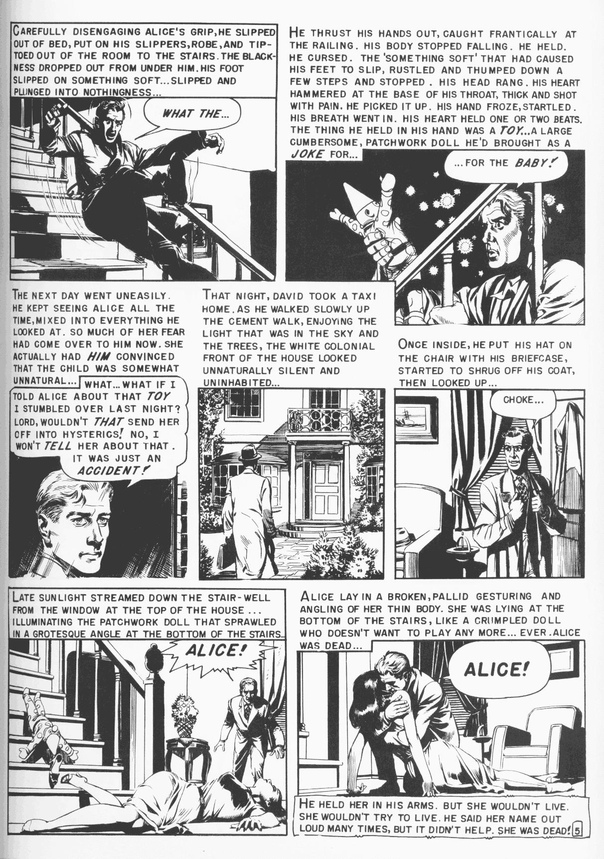 Read online Shock SuspenStories comic -  Issue #7 - 31