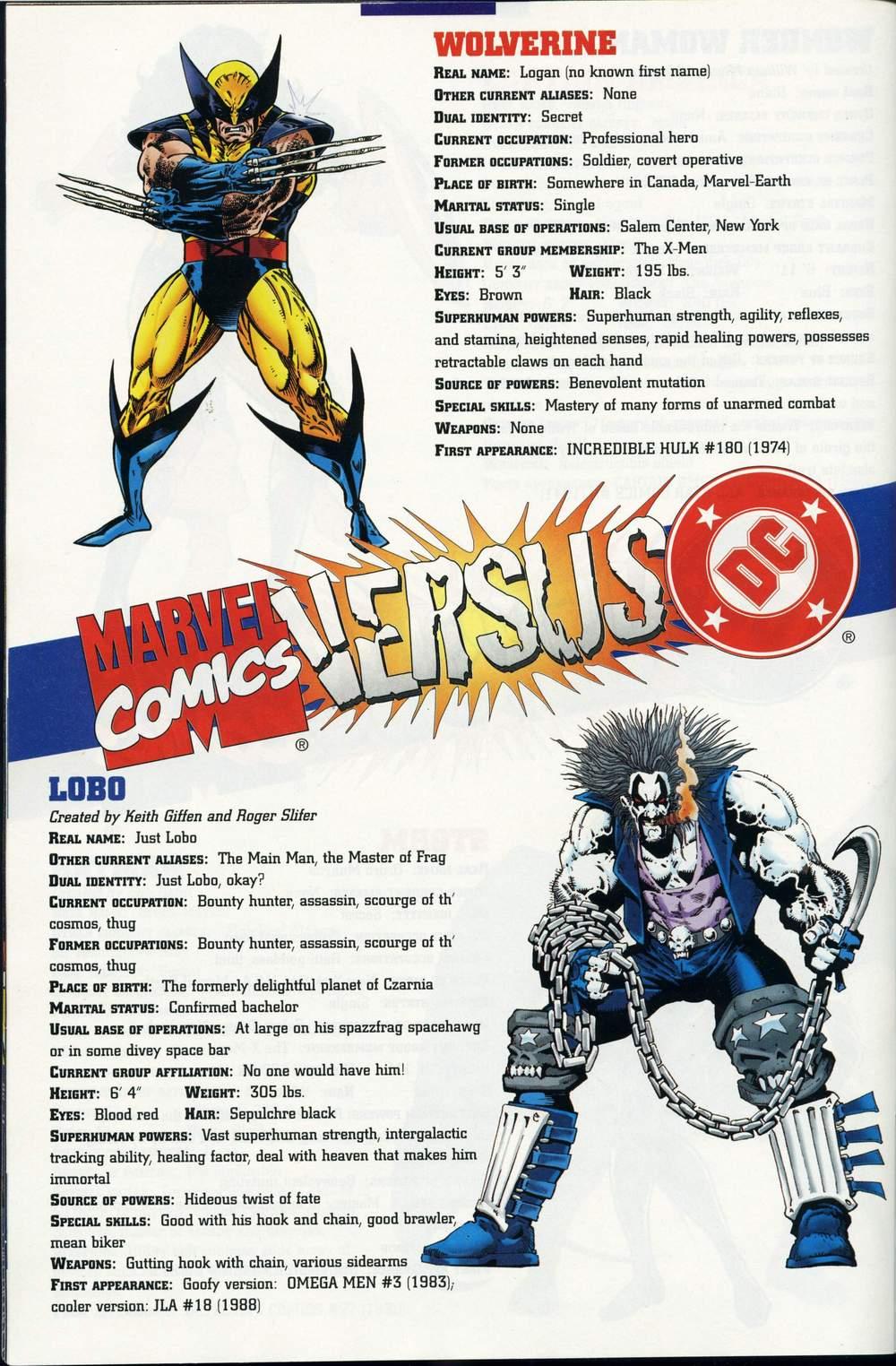 Read online DC Versus Marvel Comics comic -  Issue #1 - 40