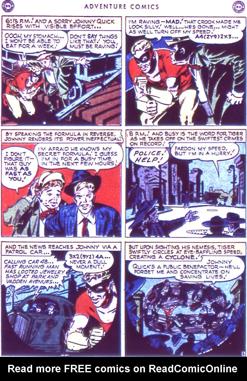 Read online Adventure Comics (1938) comic -  Issue #119 - 44