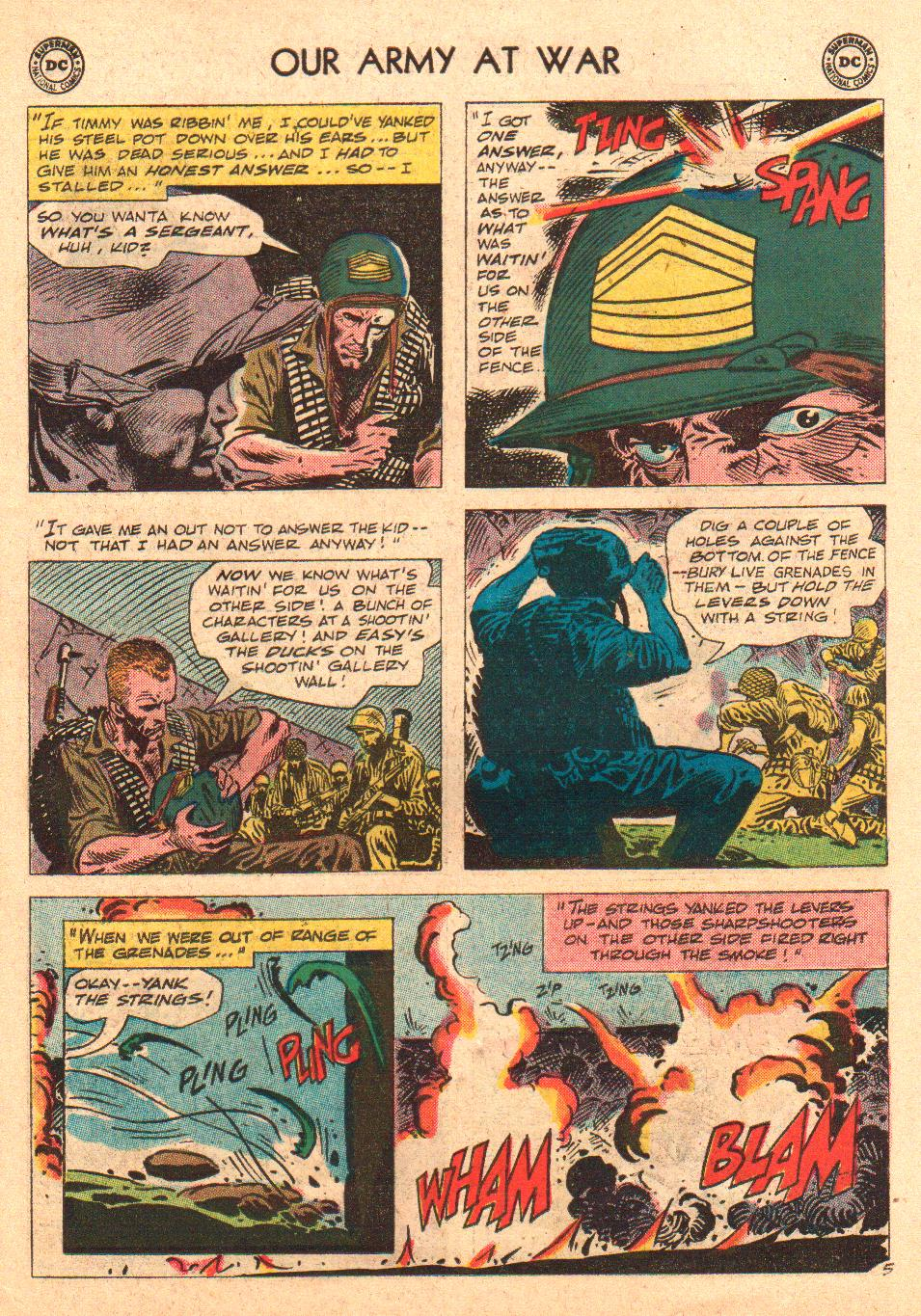 Our Army at War (1952) issue 97 - Page 7
