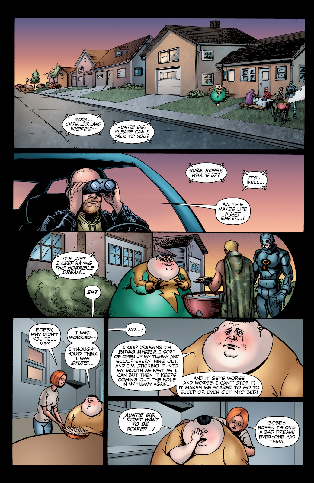 Read online The Boys Omnibus comic -  Issue # TPB 4 (Part 1) - 91