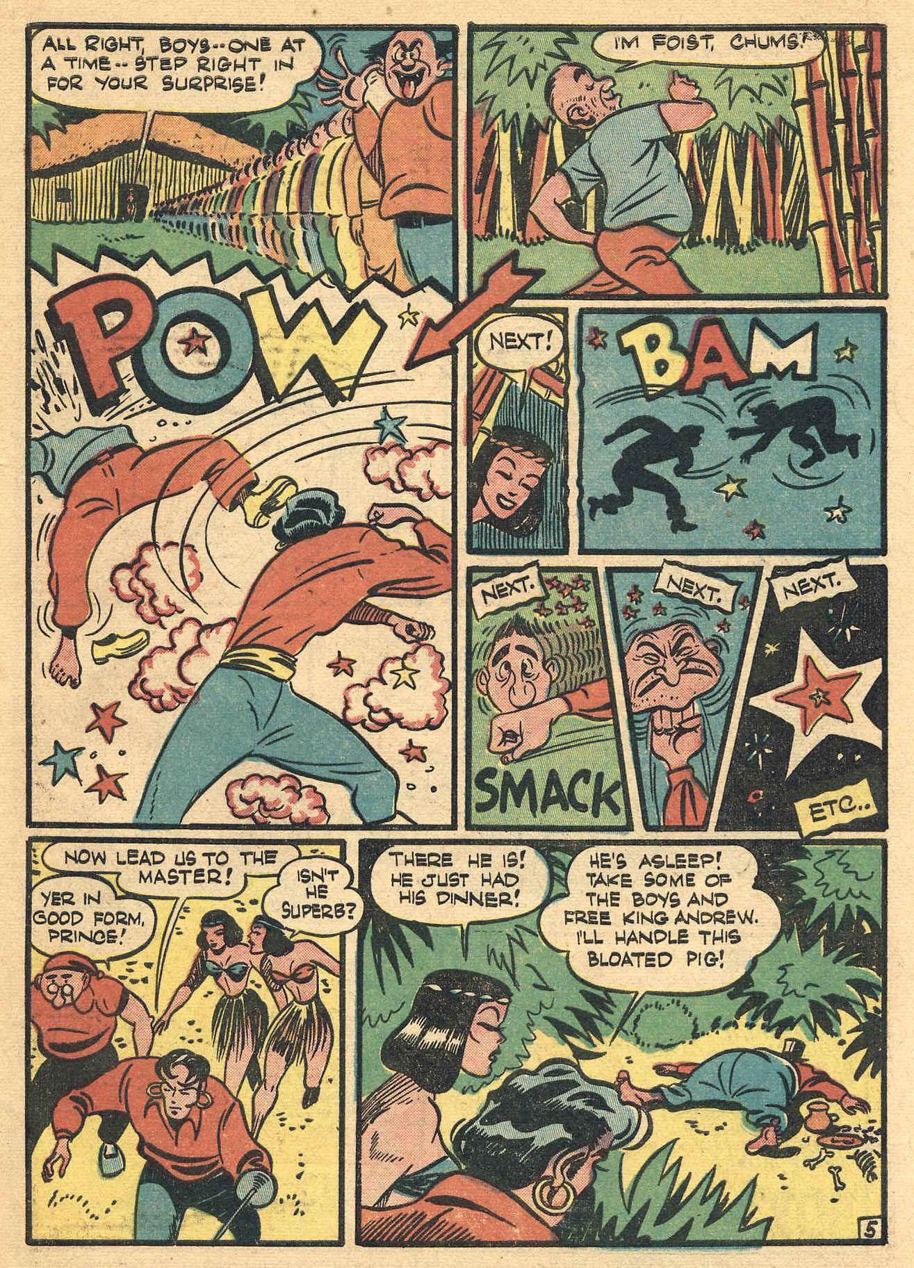 Daredevil (1941) issue 16 - Page 61