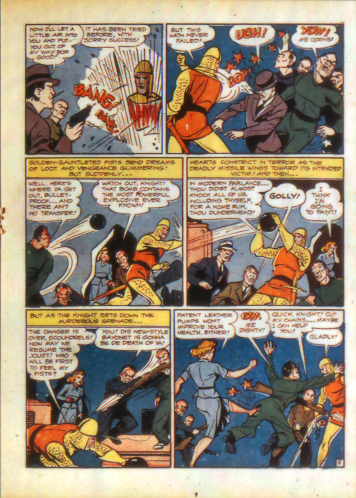 Read online Adventure Comics (1938) comic -  Issue #88 - 27
