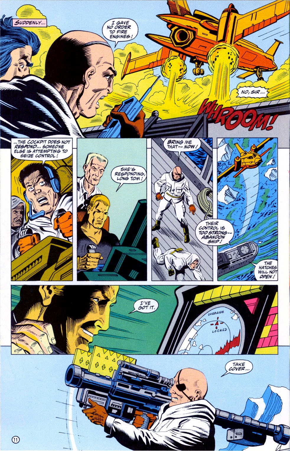 Doc Savage (1988) issue 12 - Page 13