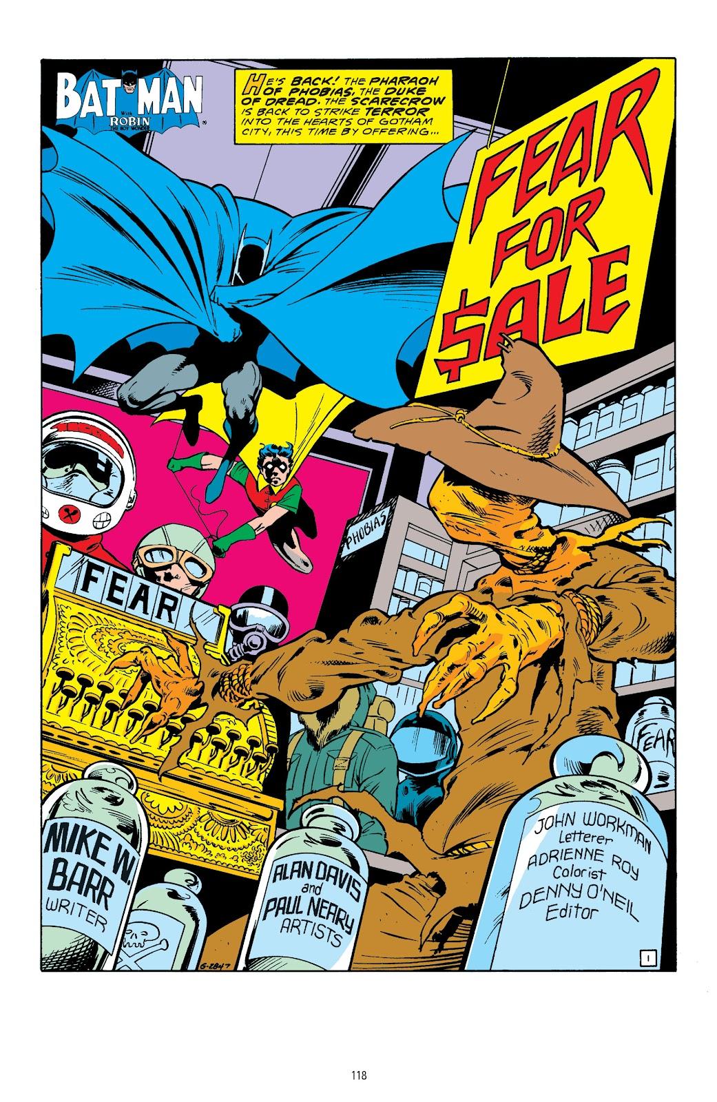 Read online Batman Arkham: Scarecrow comic -  Issue # TPB (Part 2) - 18
