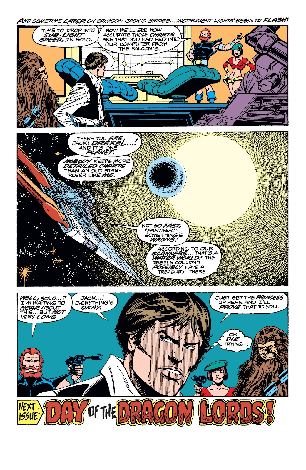 Read online Star Wars Legends: The Original Marvel Years - Epic Collection comic -  Issue # TPB 1 (Part 3) - 25