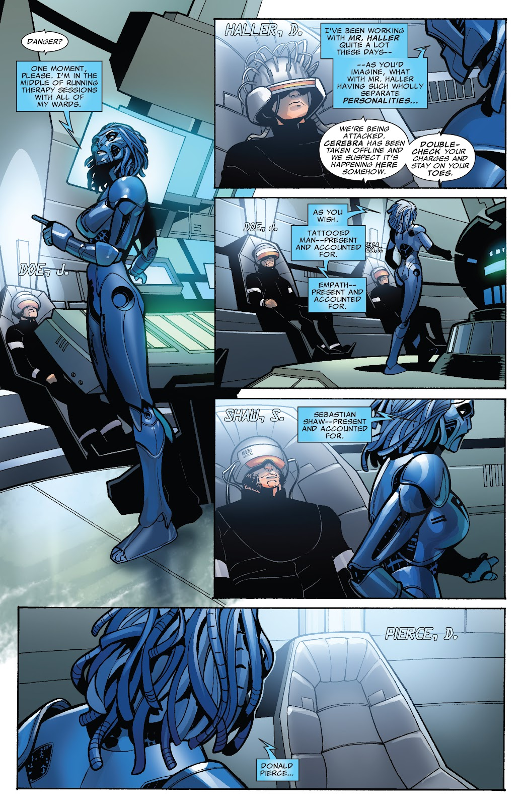 Read online X-Men: Second Coming comic -  Issue # _TPB (Part 2) - 46