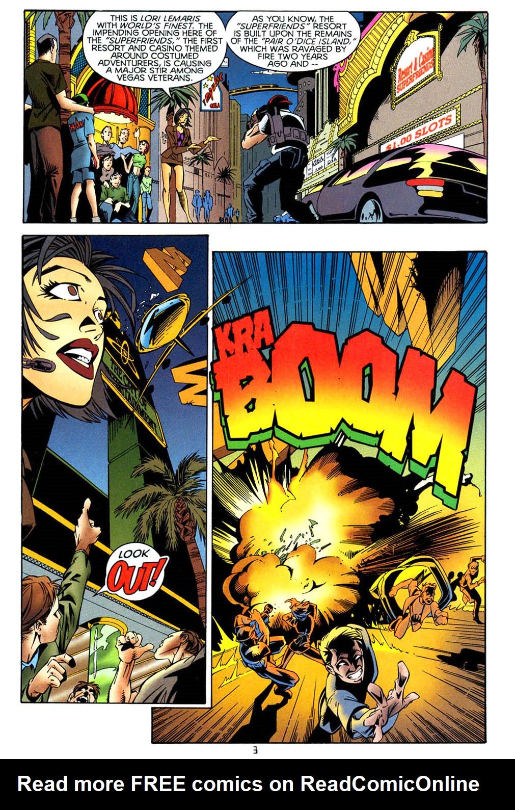 Read online Tangent Comics/ Wonder Woman comic -  Issue # Full - 4
