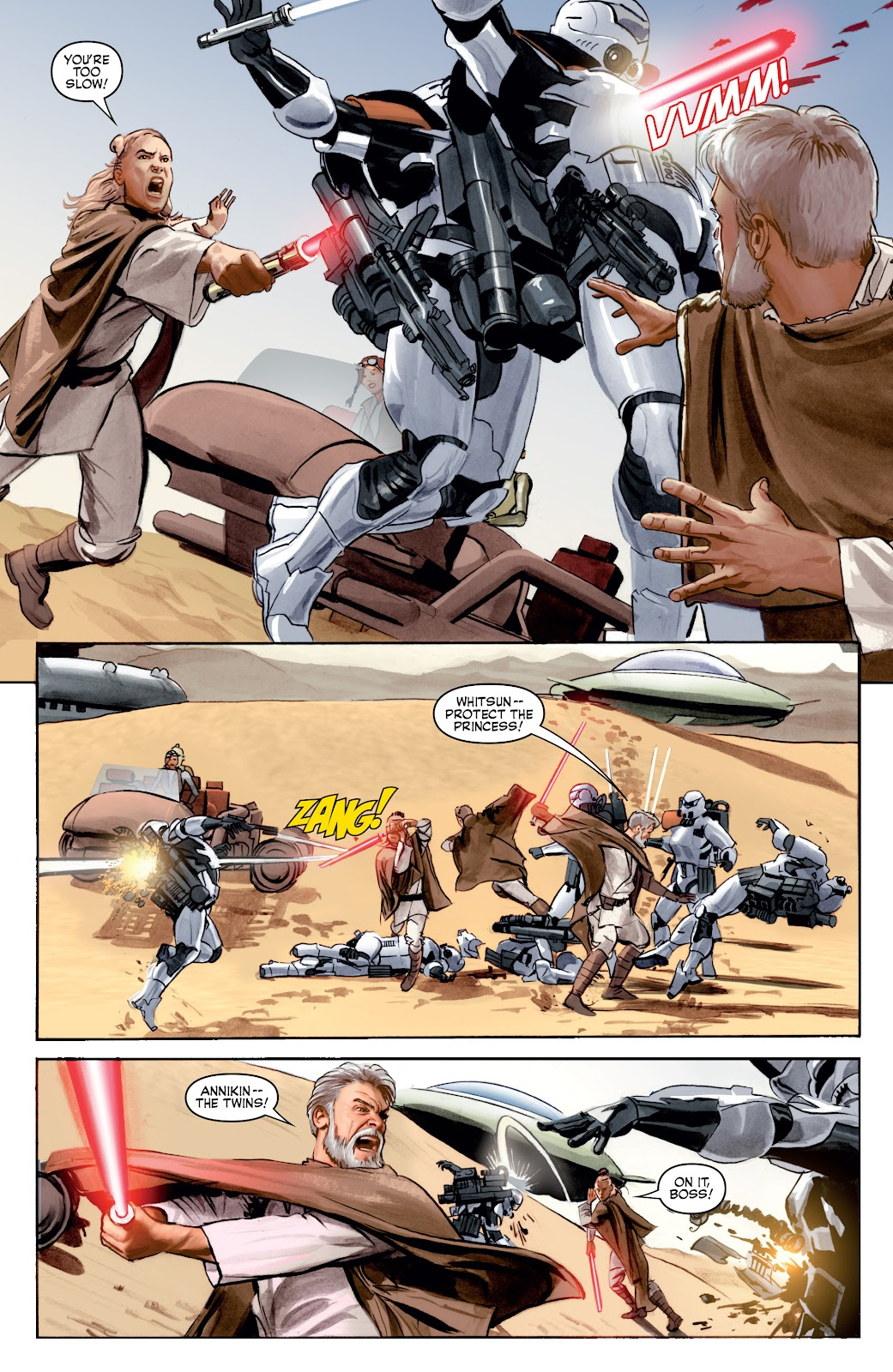 Read online Star Wars Legends: Infinities - Epic Collection comic -  Issue # TPB (Part 4) - 65