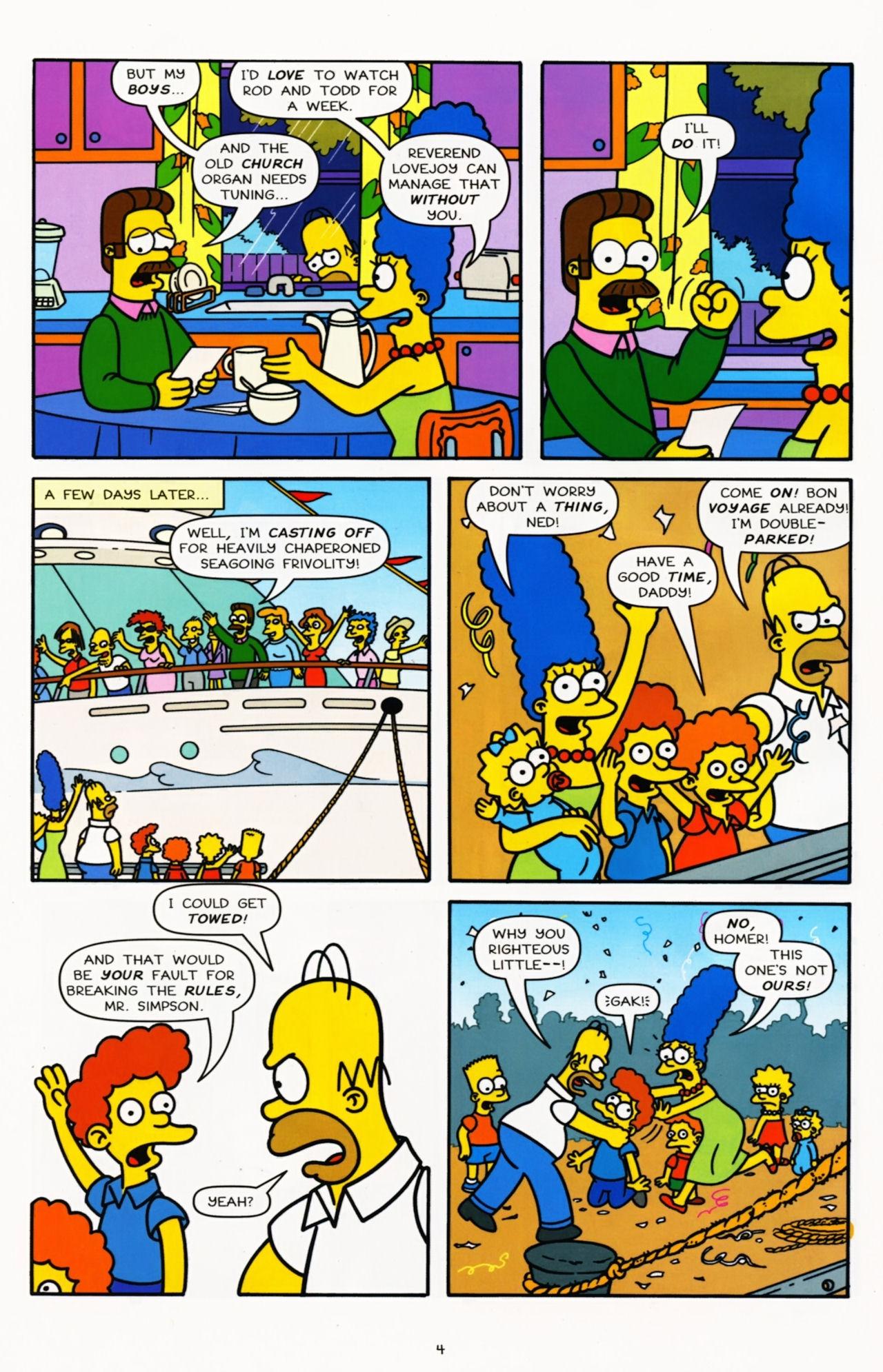 Read online Simpsons Comics comic -  Issue #181 - 5