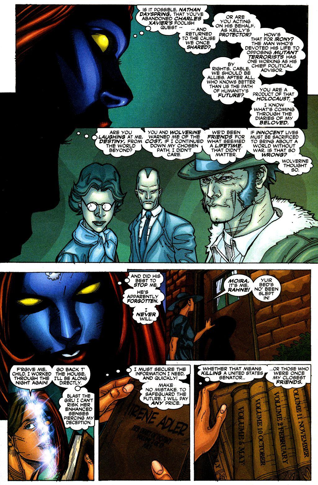 X-Men (1991) 105 Page 12