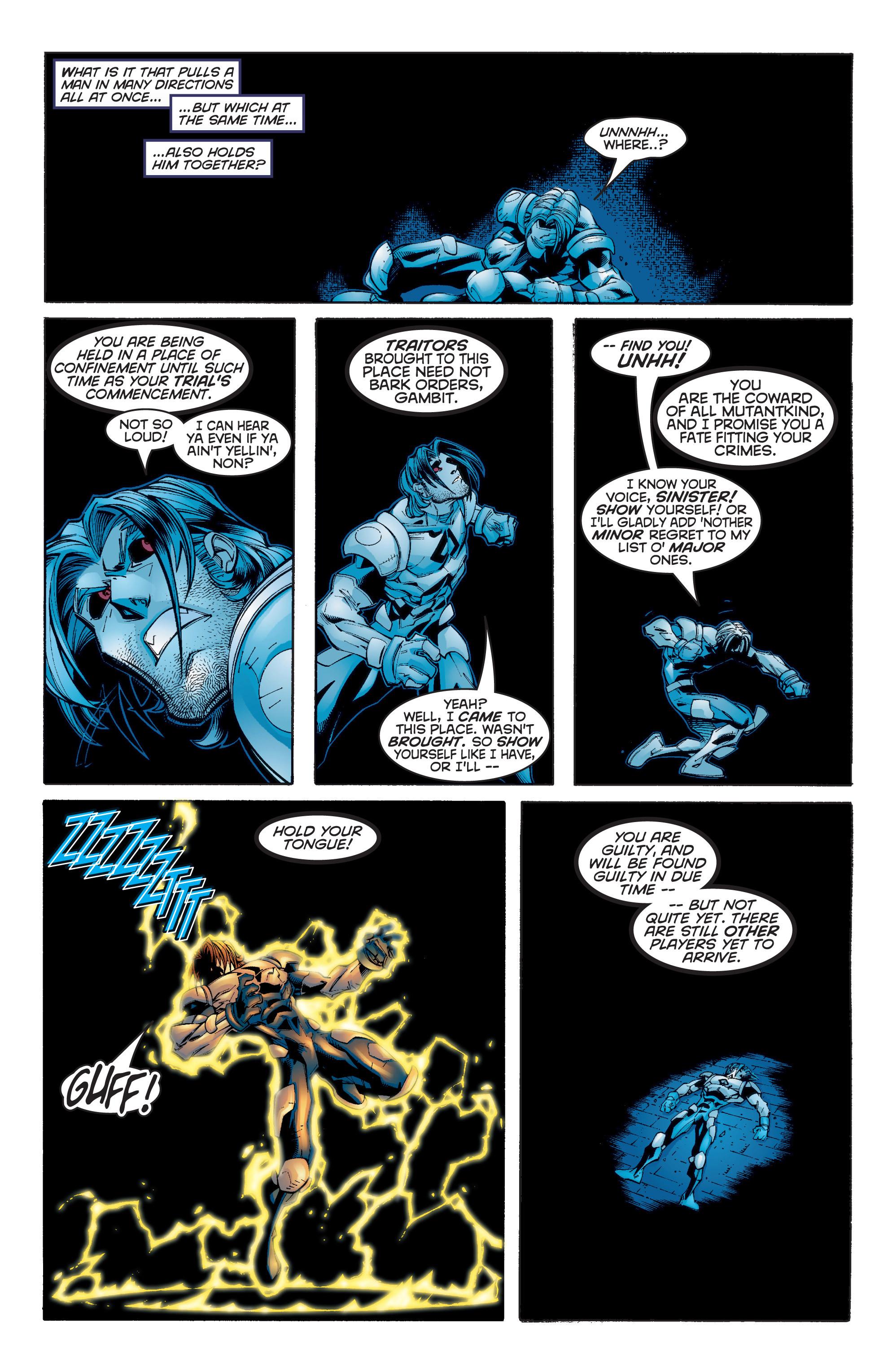 Read online Uncanny X-Men (1963) comic -  Issue #350 - 11