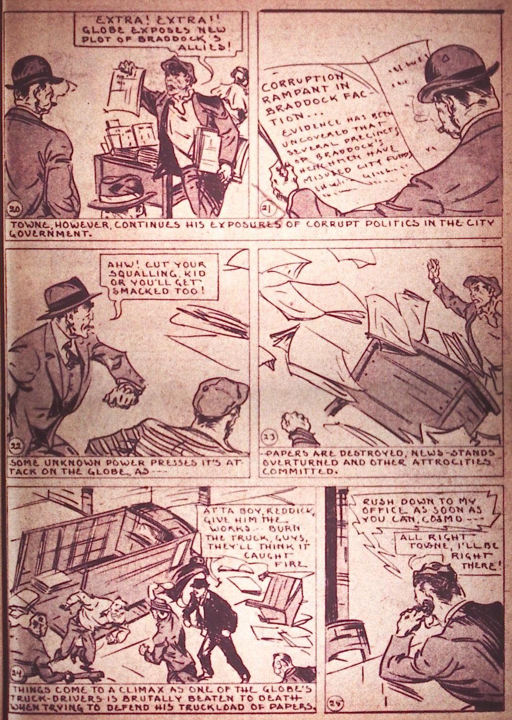 Read online Detective Comics (1937) comic -  Issue #12 - 51
