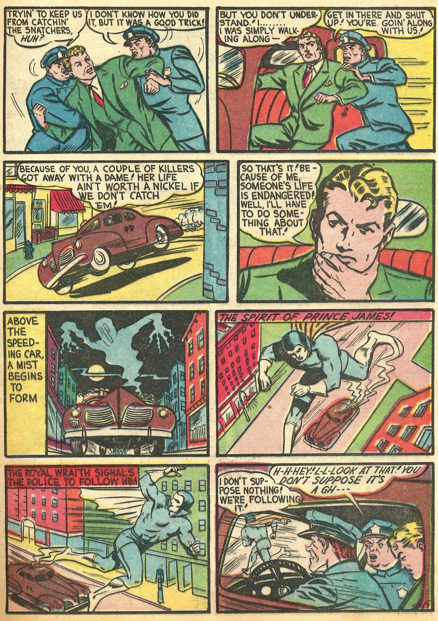 Blue Ribbon Comics (1939) issue 9 - Page 9