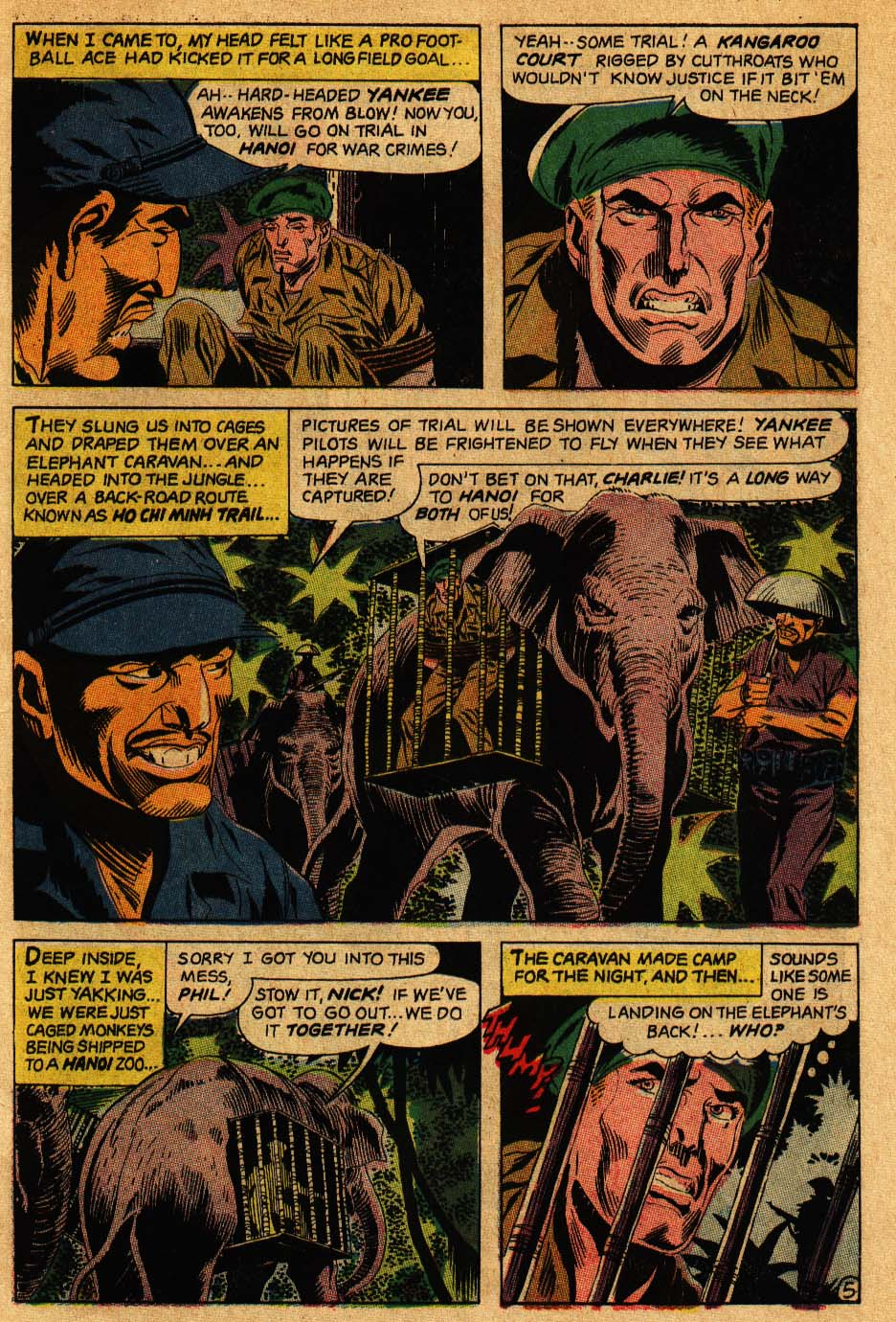 Our Fighting Forces (1954) issue 106 - Page 7