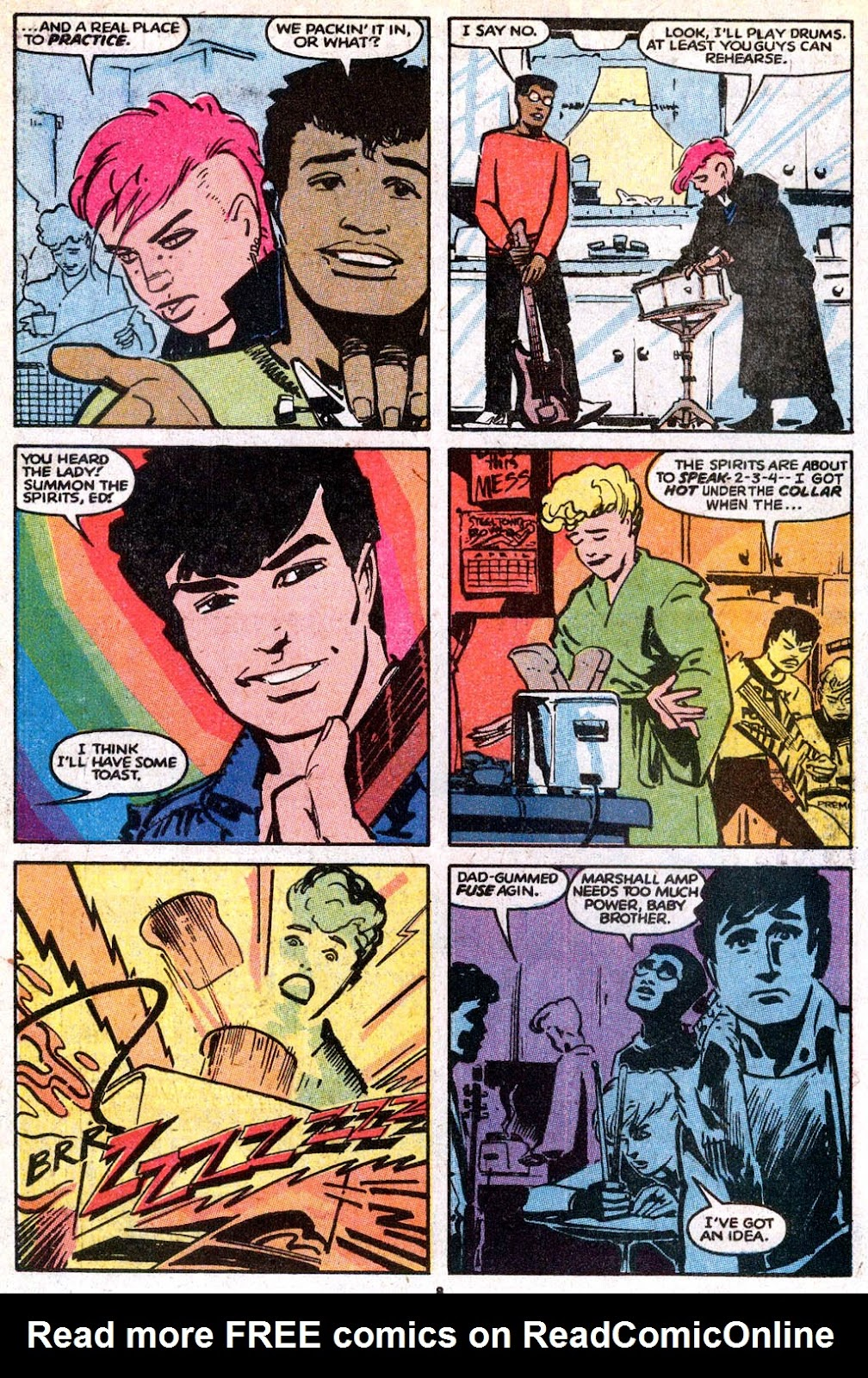 Steeltown Rockers issue 2 - Page 7