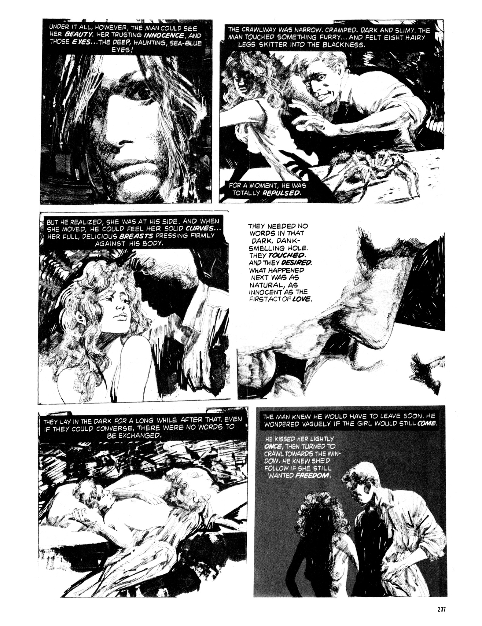 Read online Eerie Archives comic -  Issue # TPB 18 - 234