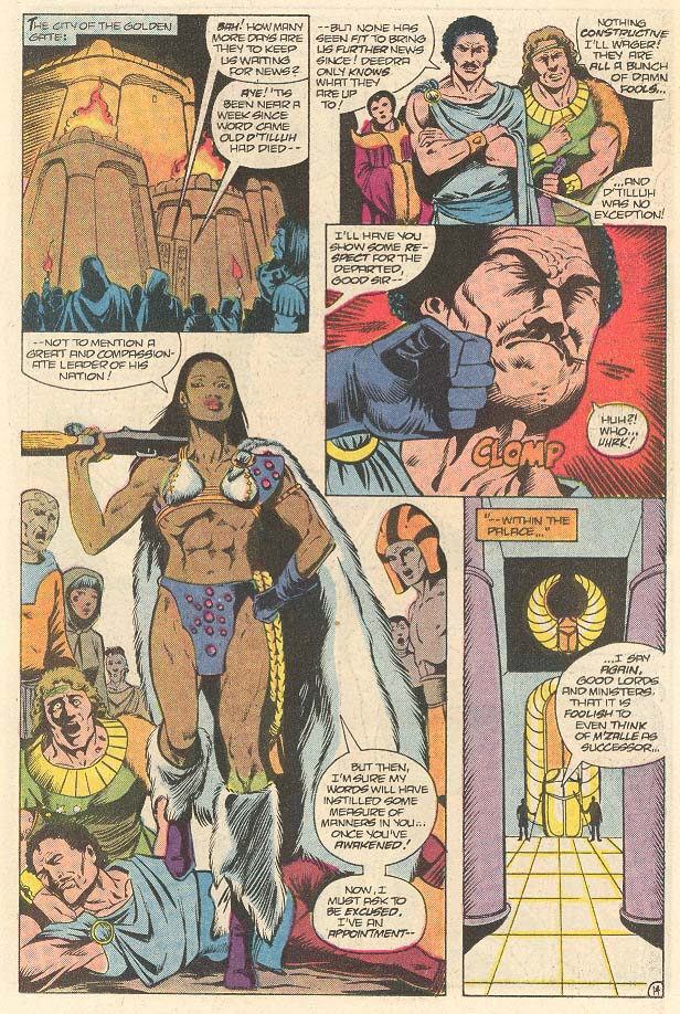 Read online Arion, Lord of Atlantis comic -  Issue #32 - 15