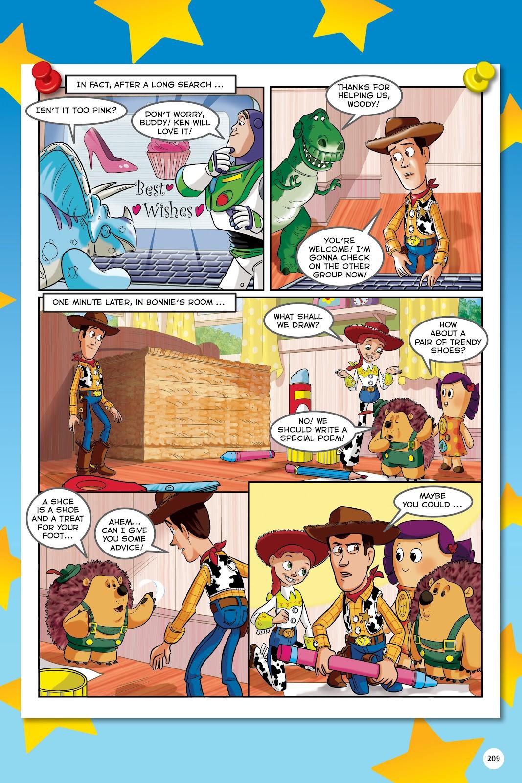 Read online DISNEY·PIXAR Toy Story Adventures comic -  Issue # TPB 1 (Part 3) - 9