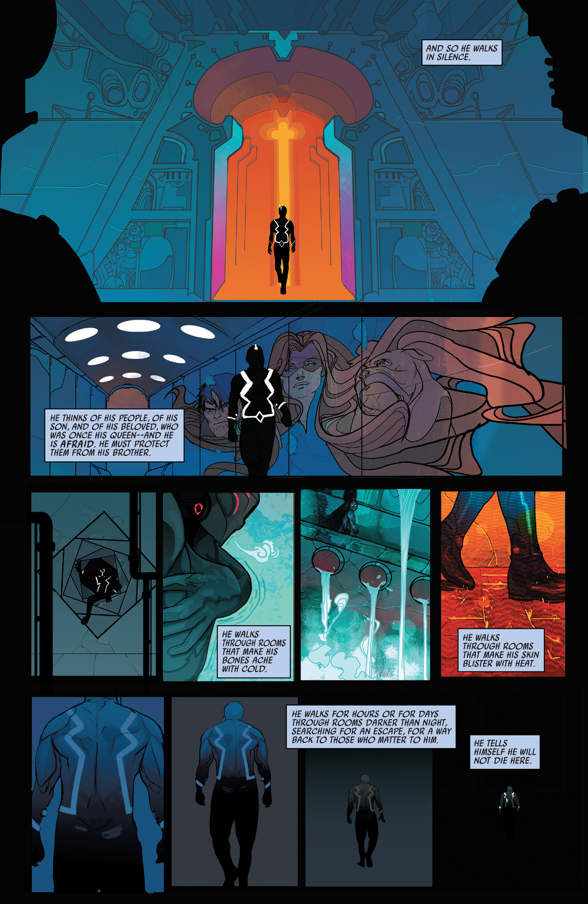 Read online Black Bolt comic -  Issue #1 - 10