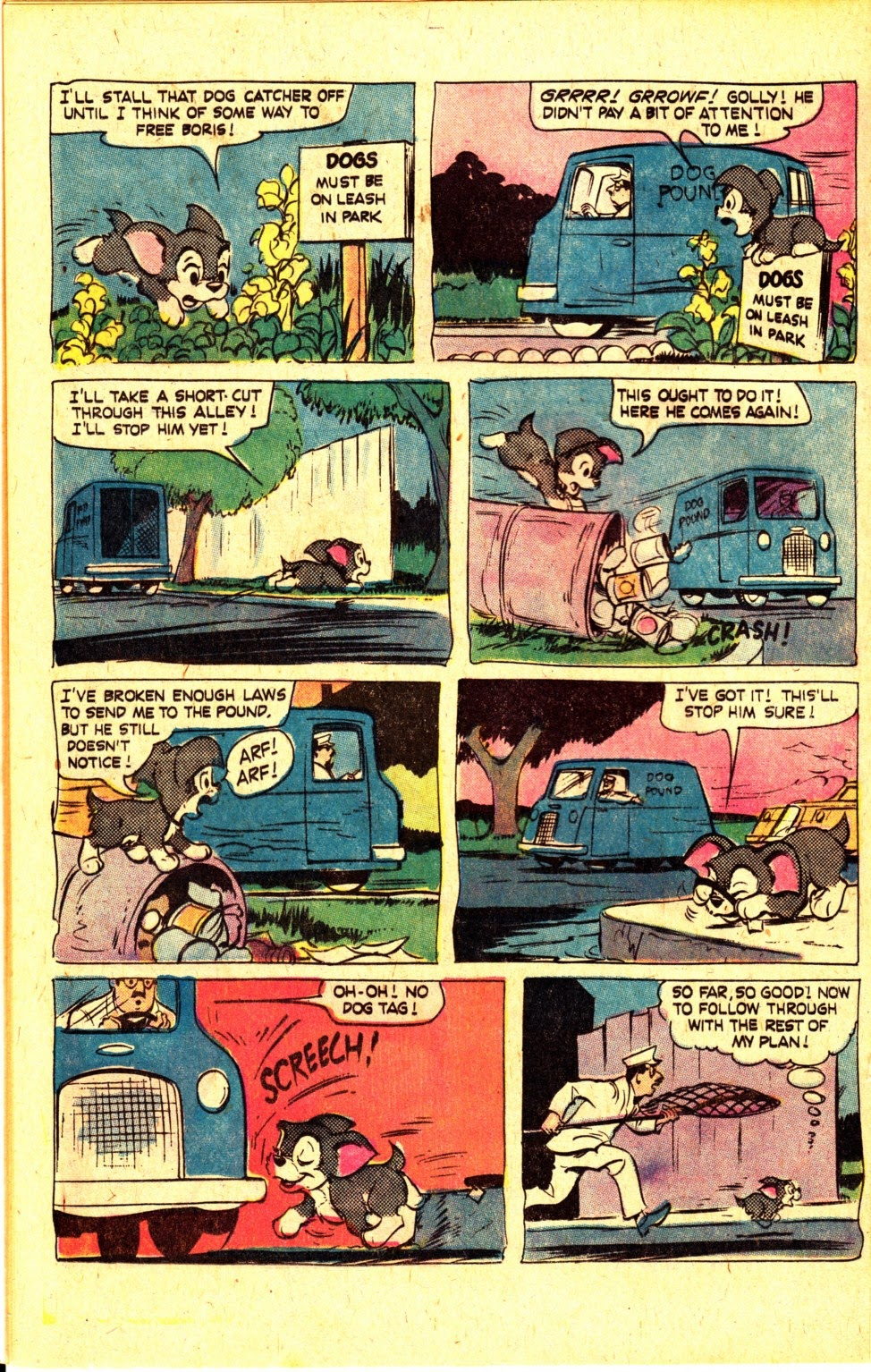 Scamp (1967) issue 35 - Page 16
