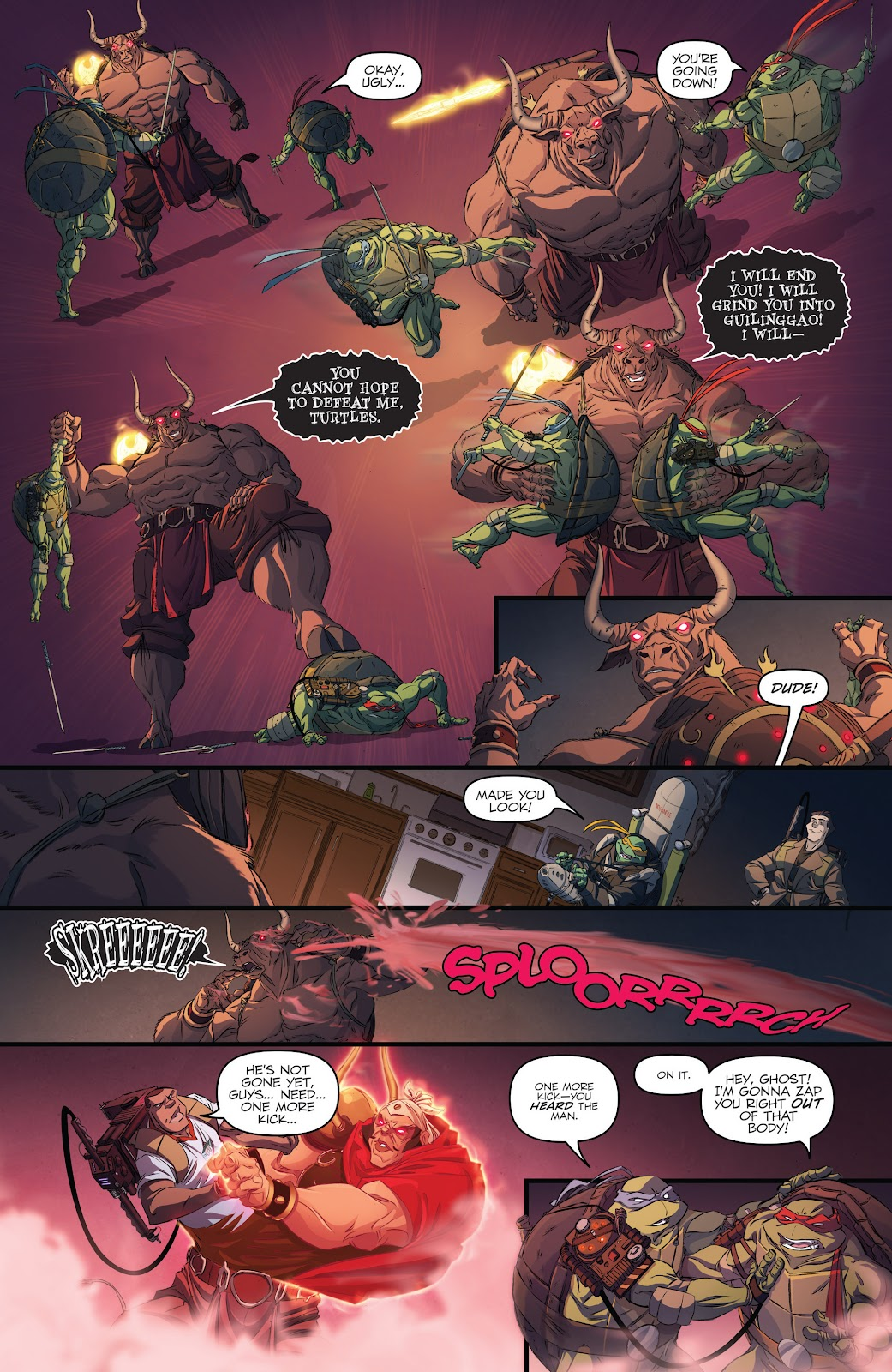 Read online Teenage Mutant Ninja Turtles: The IDW Collection comic -  Issue # TPB 5 (Part 3) - 57