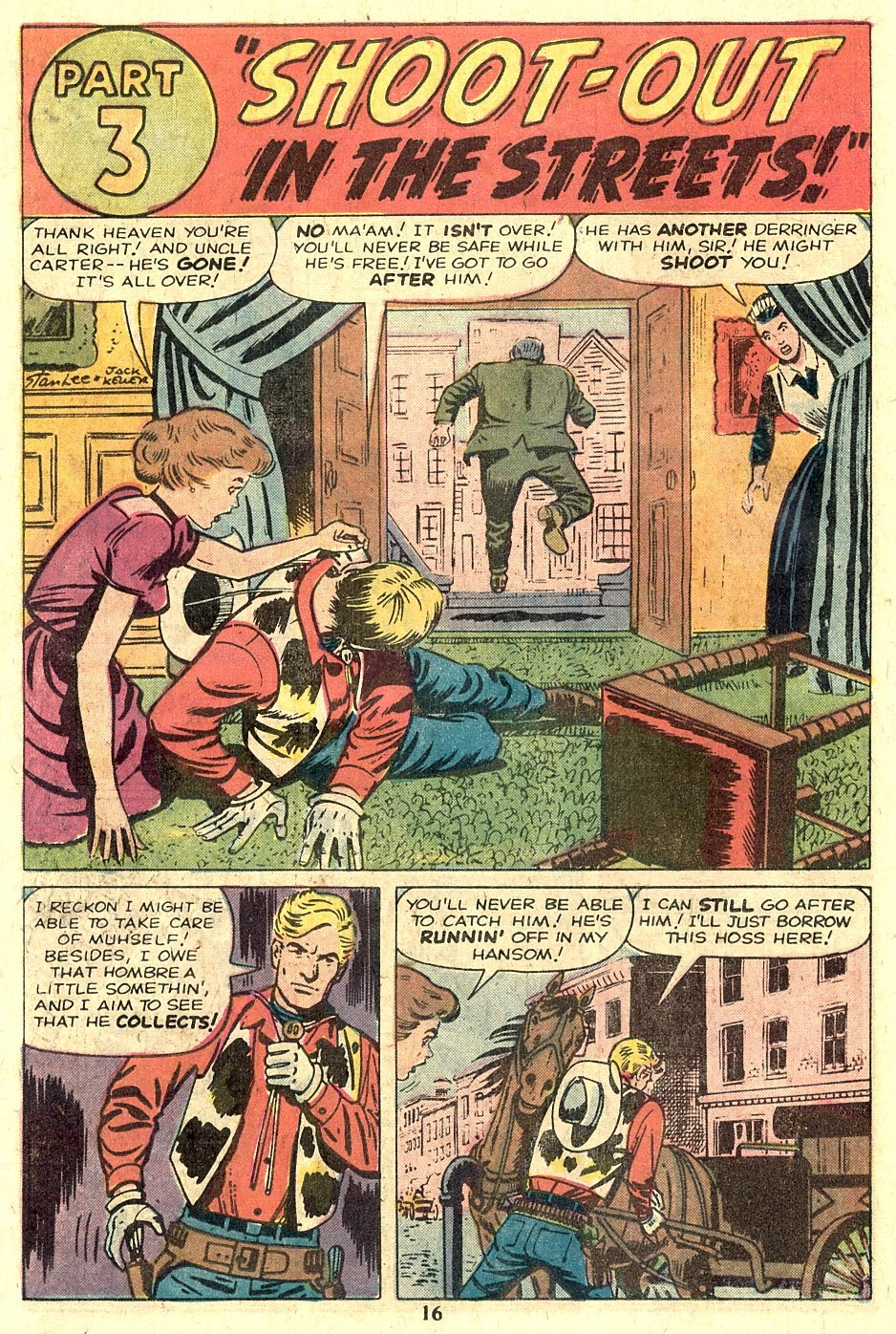 Kid Colt Outlaw issue 185 - Page 18