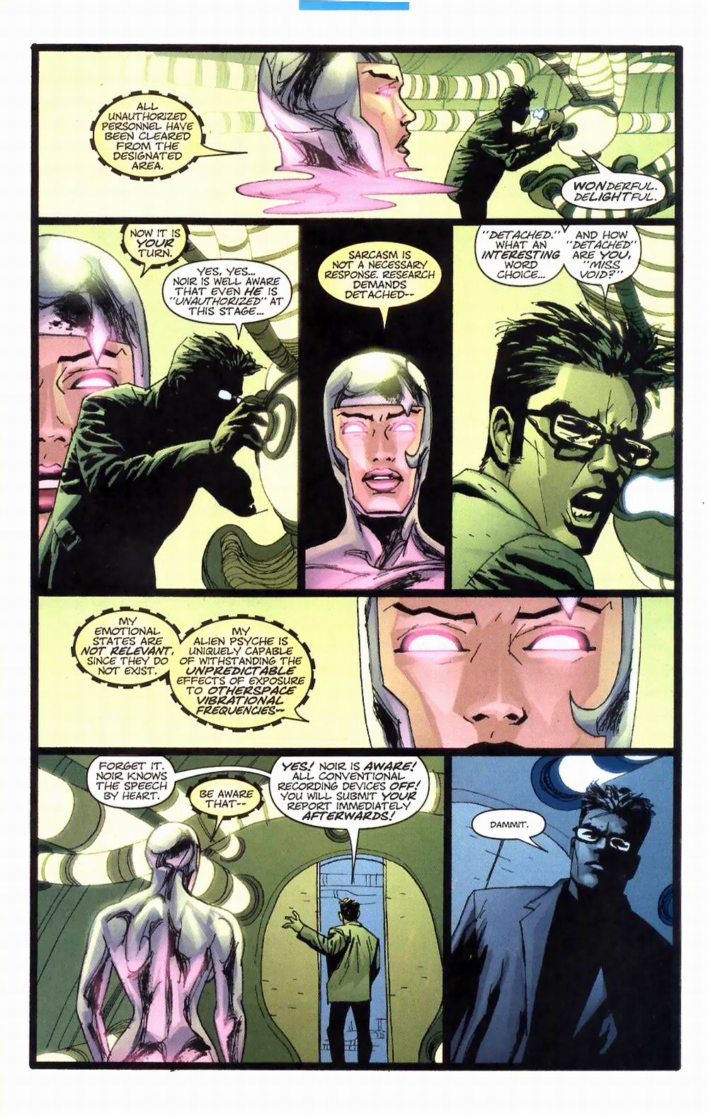 Wildcats (1999) Issue #22 #23 - English 25