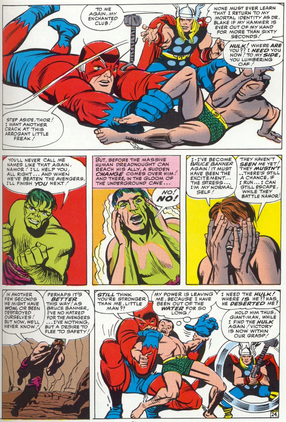The Avengers (1963) 3 Page 24
