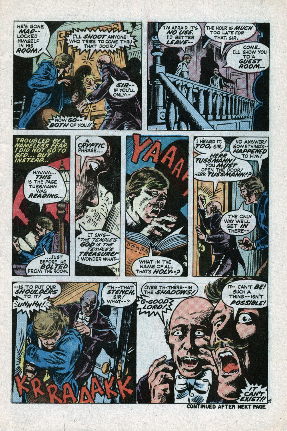 Chamber of Chills (1972) issue 3 - Page 11
