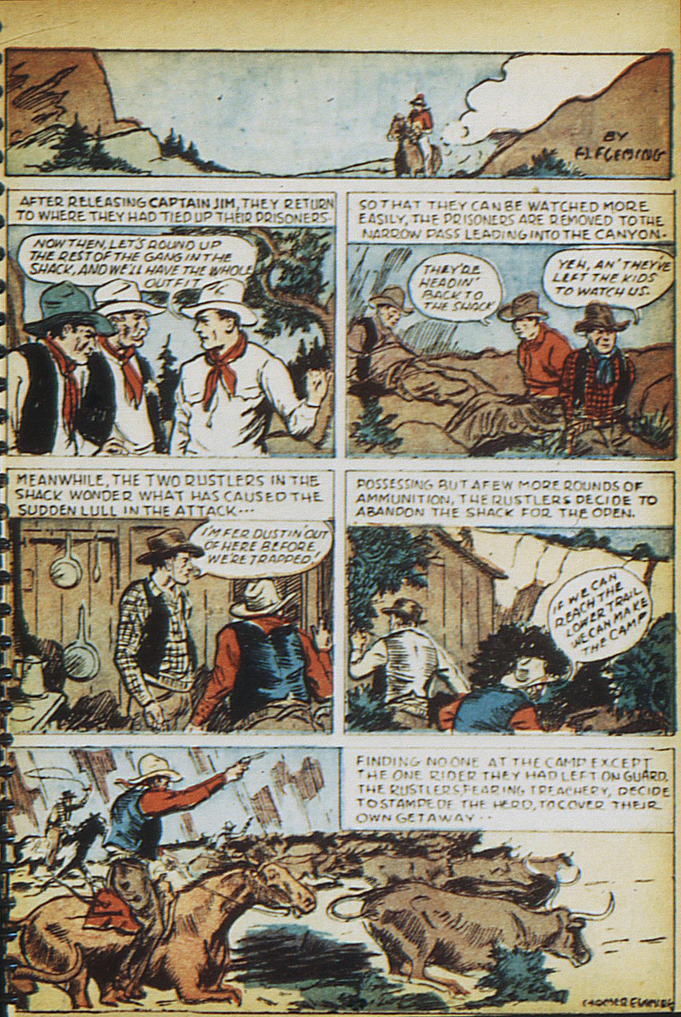 Read online Adventure Comics (1938) comic -  Issue #13 - 5