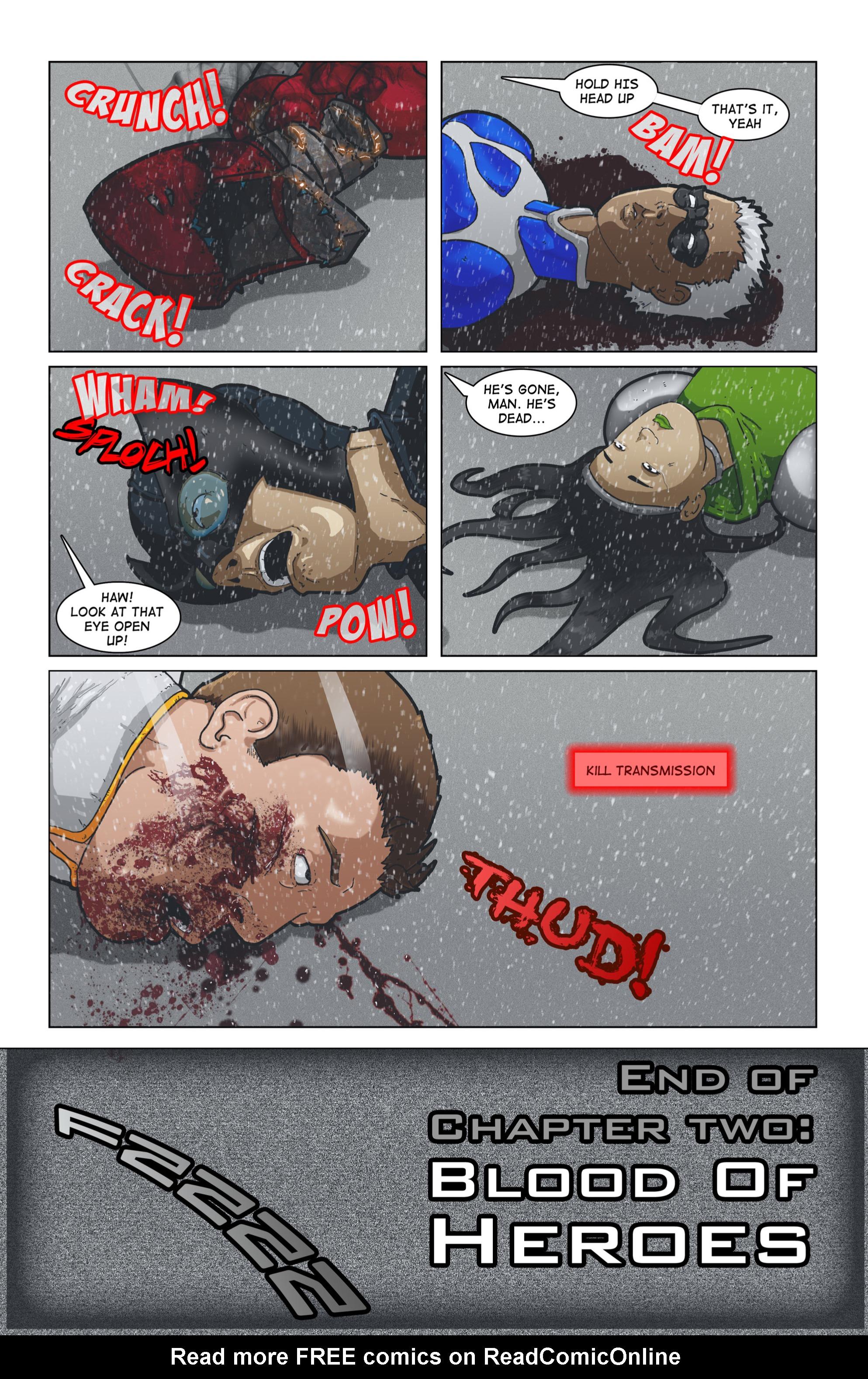 Read online Vanguard (2015) comic -  Issue #3 - 31