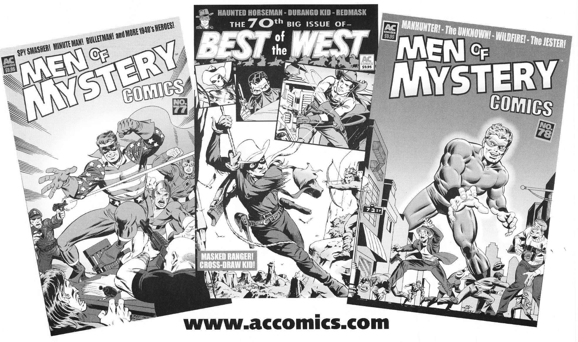 Read online Men of Mystery Comics comic -  Issue #76 - 67