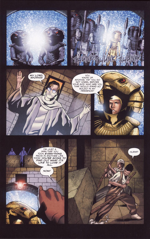 Read online Stargate SG-1: Daniel's Song comic -  Issue # Full - 10