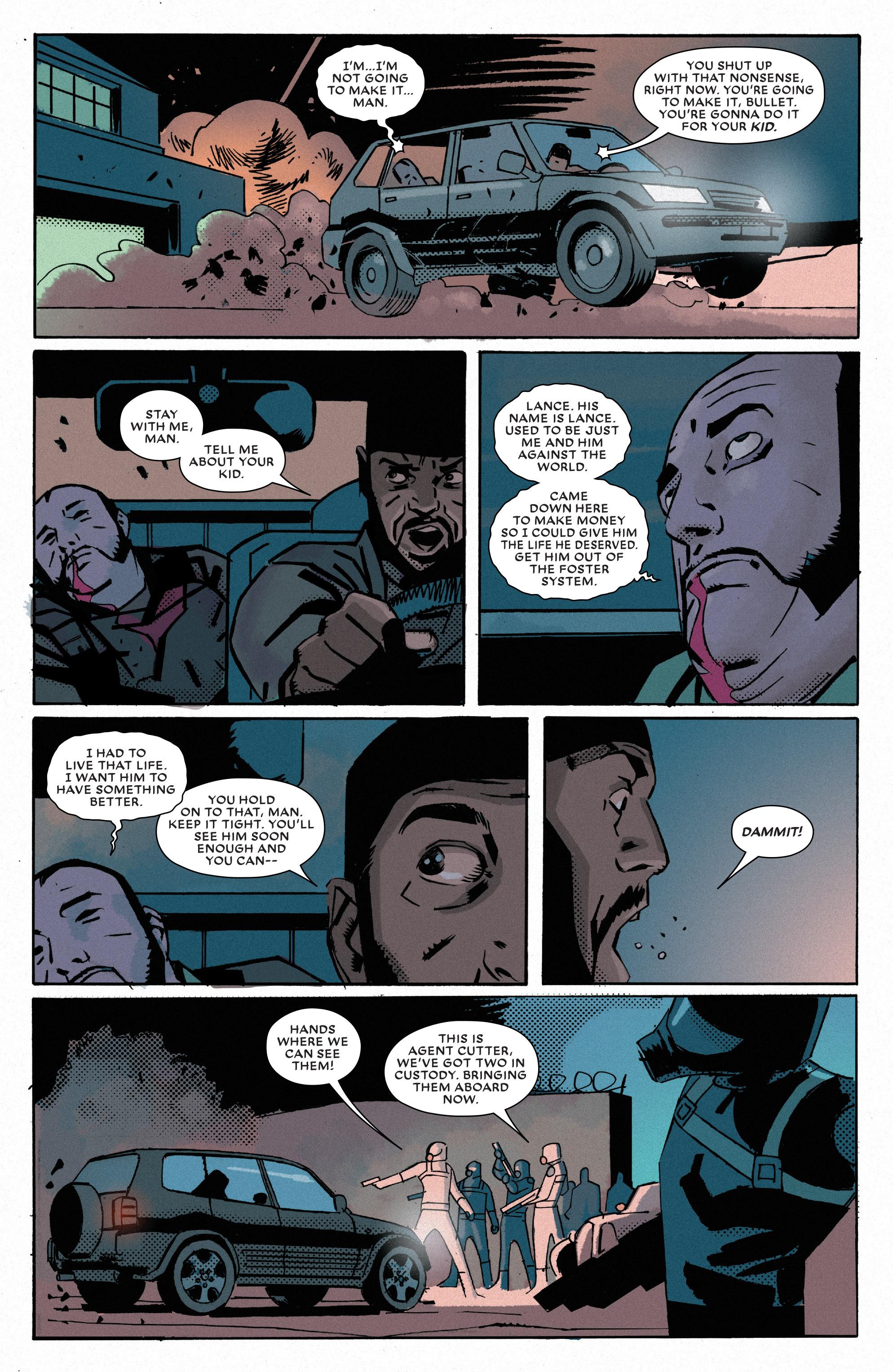 Read online Bullseye comic -  Issue #5 - 10