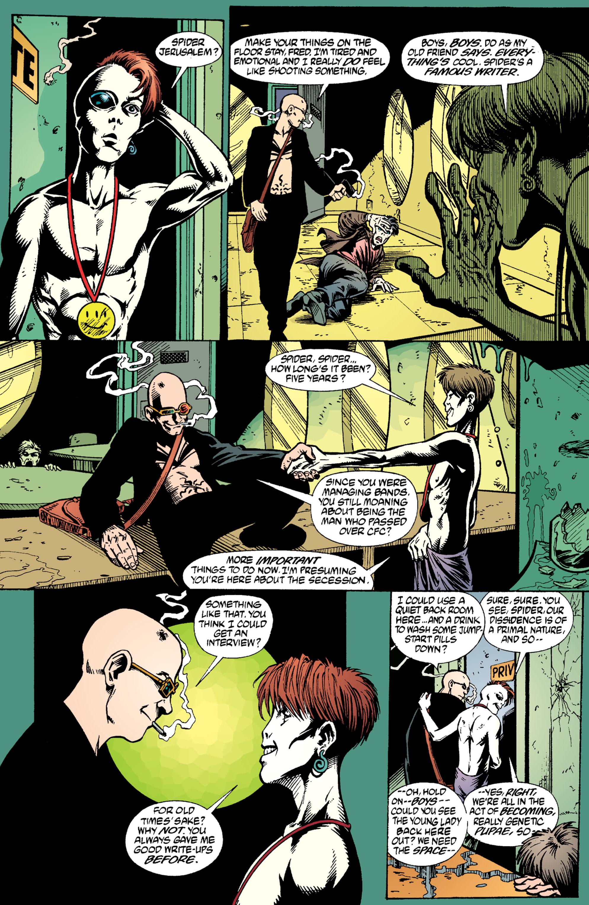 Read online Transmetropolitan comic -  Issue #2 - 11