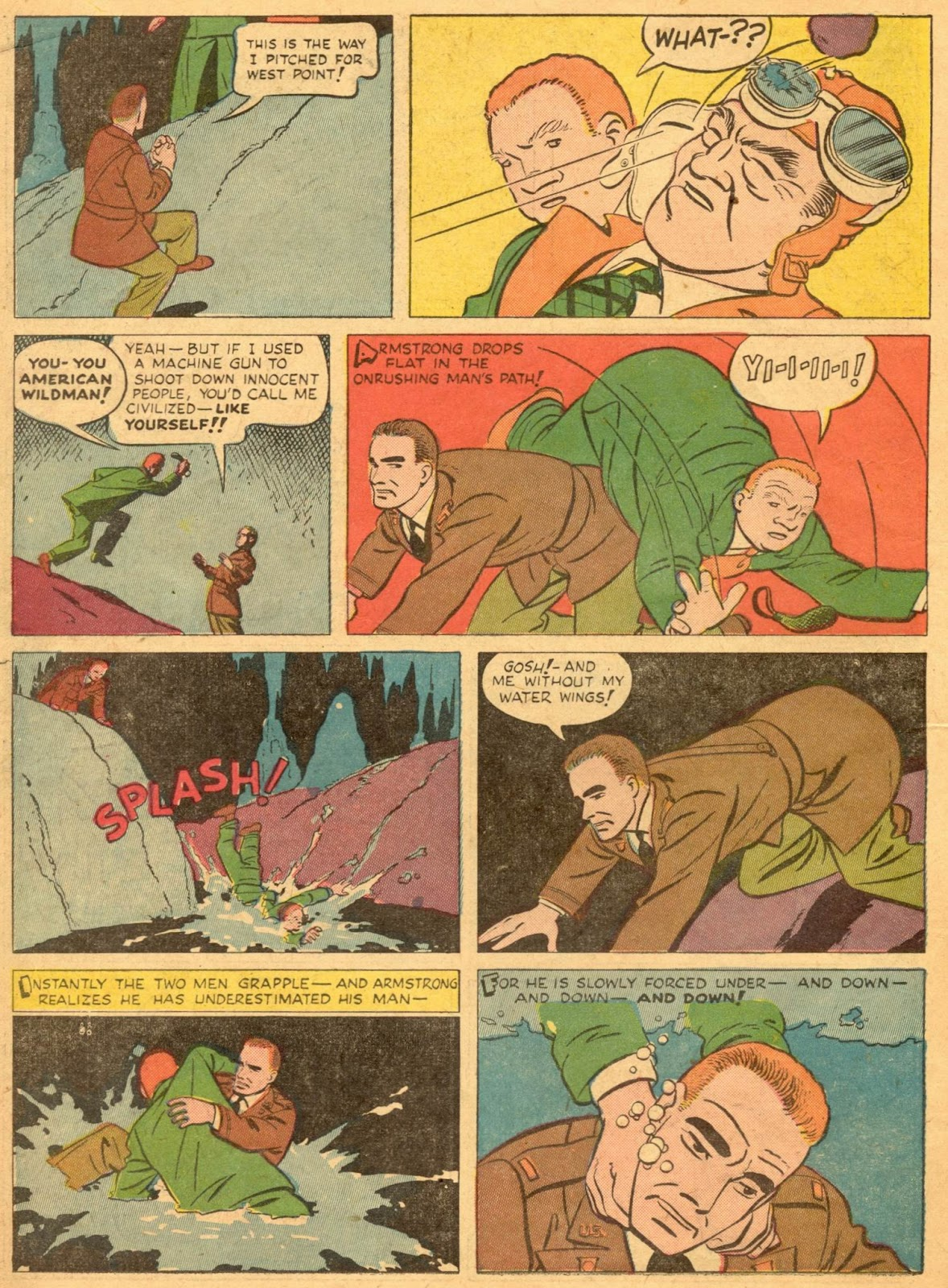 Star Spangled Comics (1941) issue 1 - Page 46
