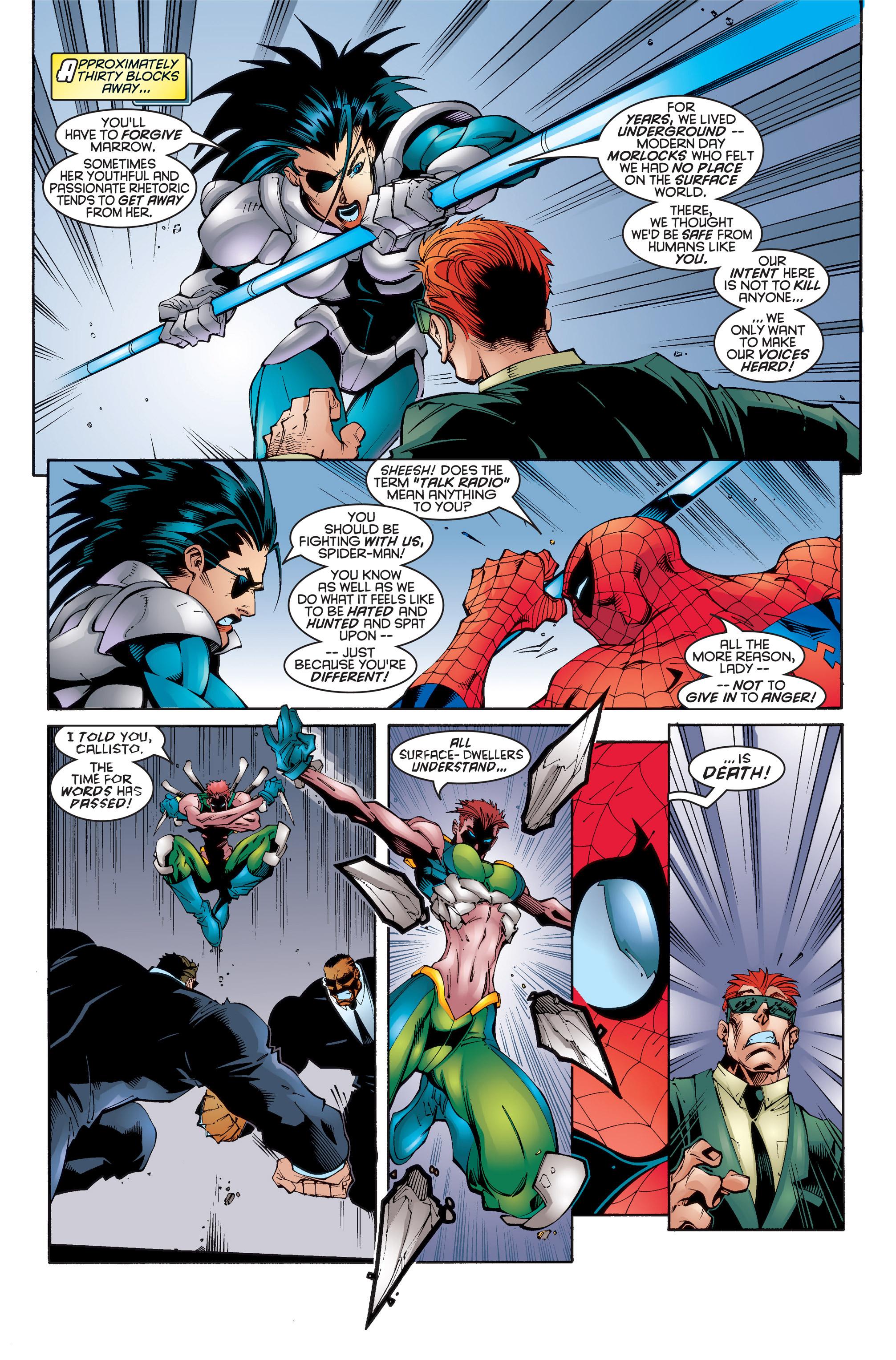 Read online Uncanny X-Men (1963) comic -  Issue #346 - 12