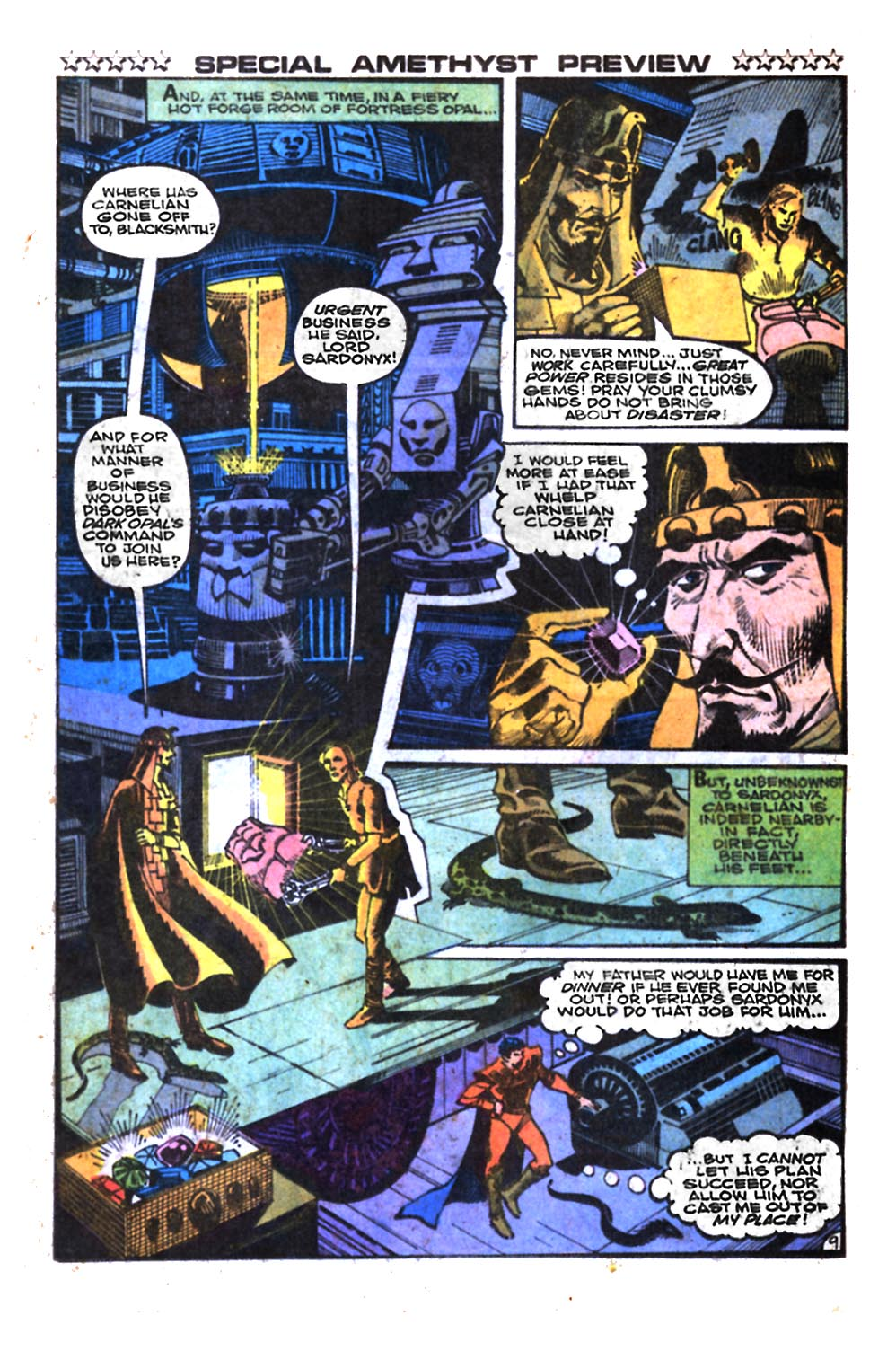 Legion of Super-Heroes (1980) 298 Page 23