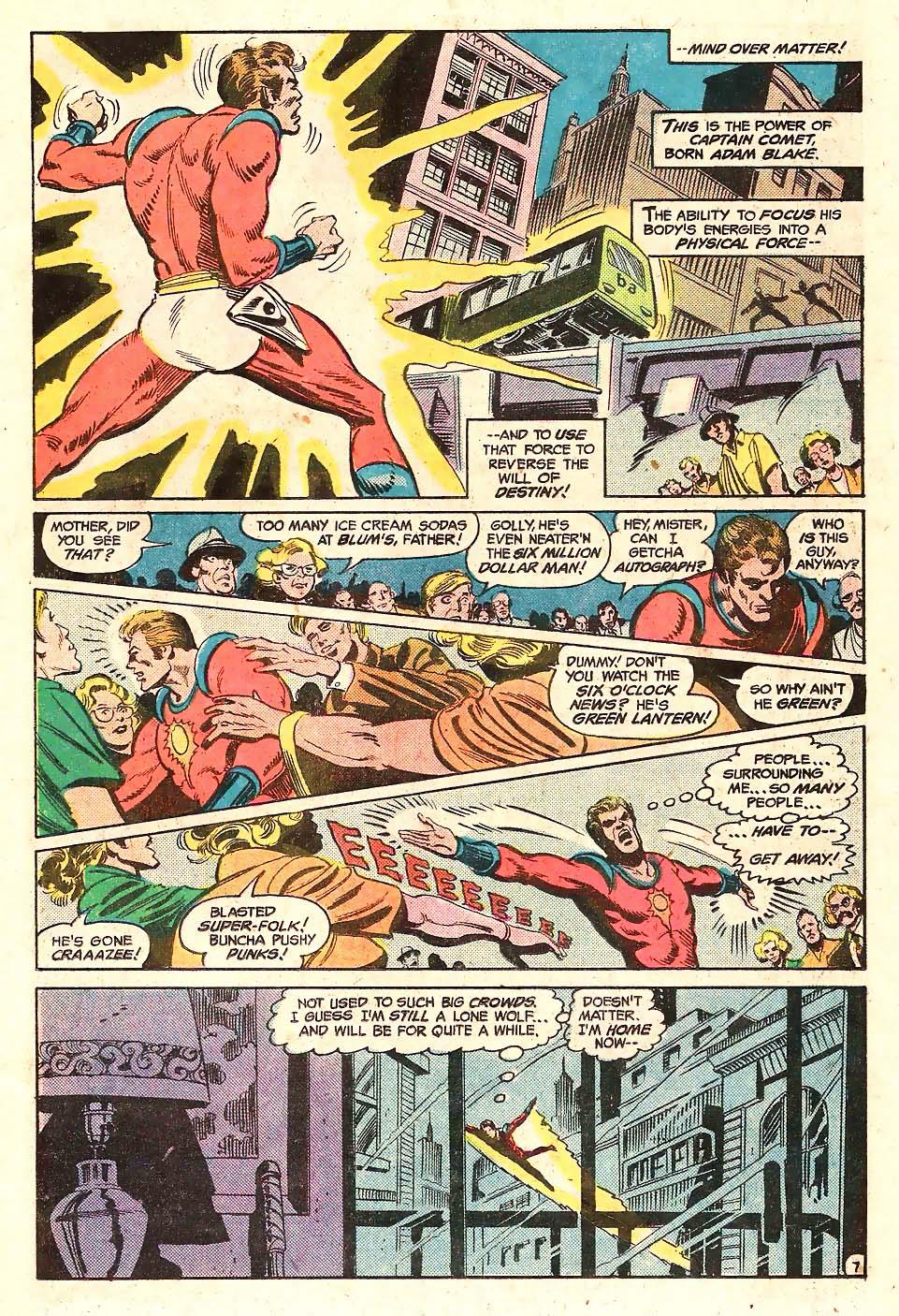Read online Secret Society of Super-Villains comic -  Issue #11 - 8