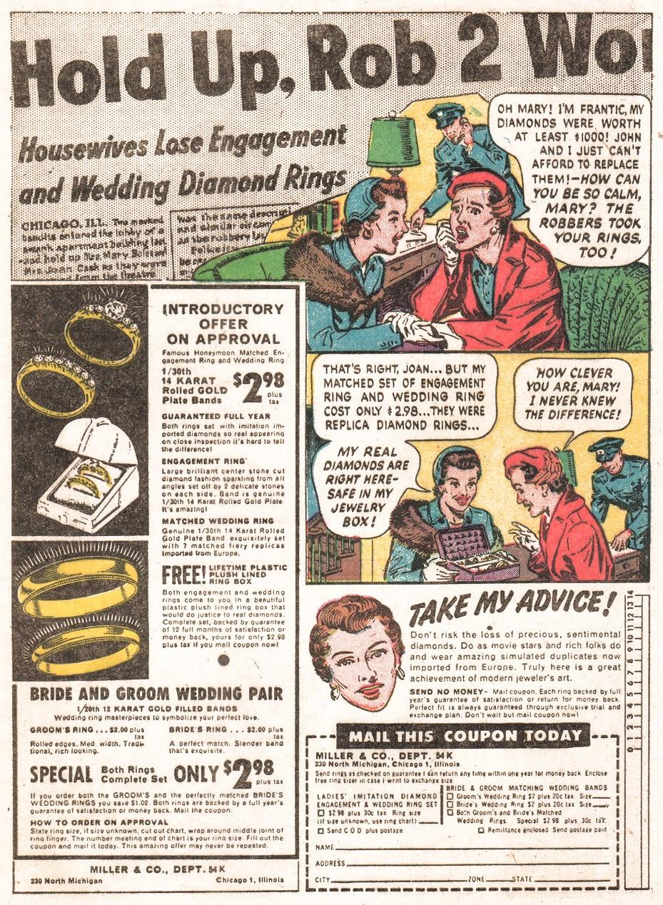 Love Romances (1949) issue 51 - Page 9
